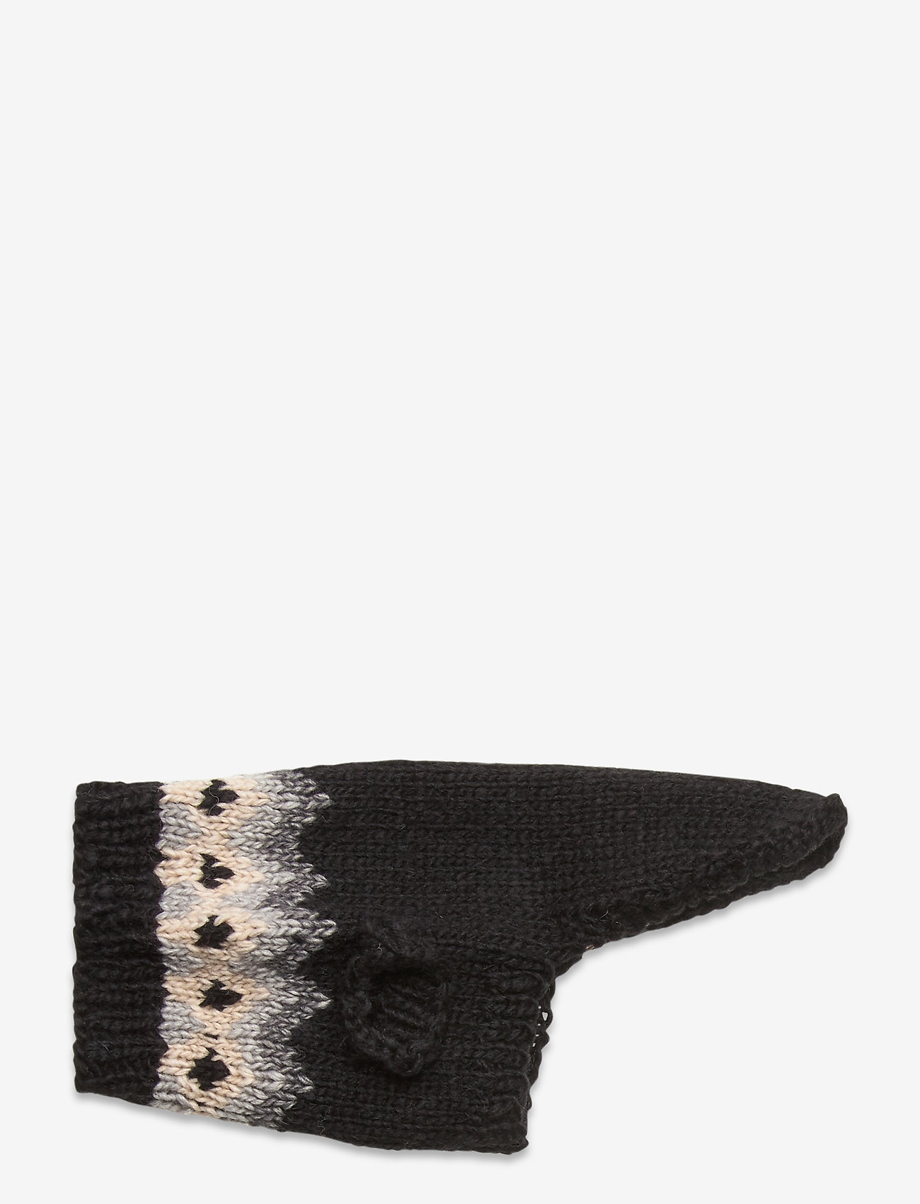 Ilse Jacobsen - Dog Knit - dog accessories - black - 1