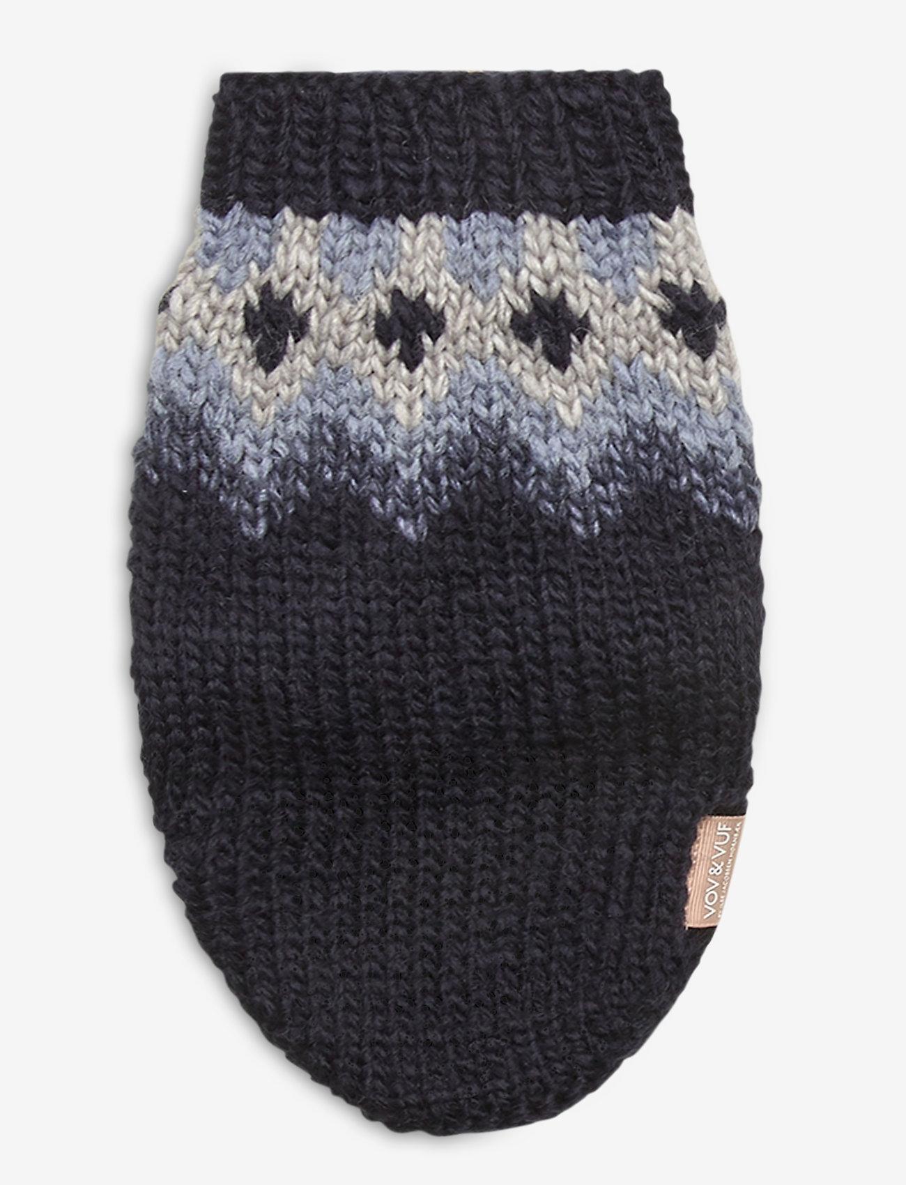 Ilse Jacobsen - Dog Knit - accessoires pour chiens - maritime blue - 1