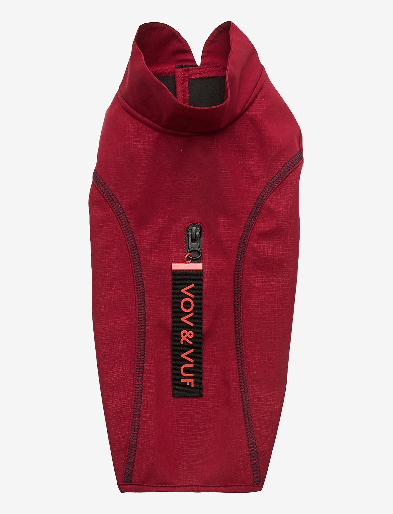 Ilse Jacobsen - Dog Rain Cover - accessoires pour chiens - rhubarb - 1