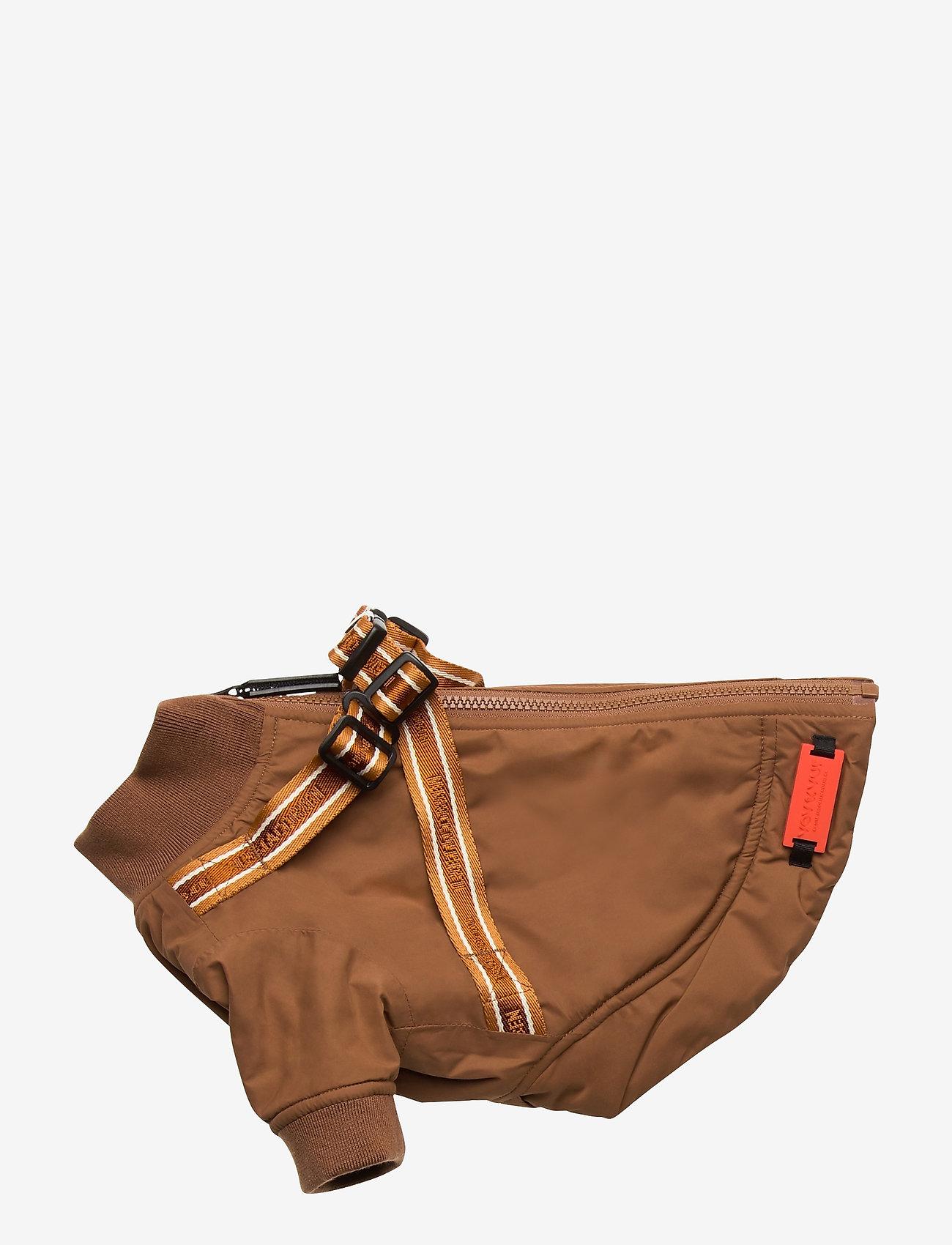 Ilse Jacobsen - Dog Rain Cover - dog accessories - walnut - 1