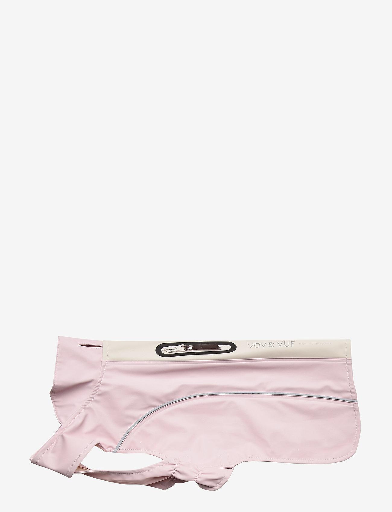 Ilse Jacobsen - Dog Rain Cover - accessoires pour chiens - lavender pink - 0