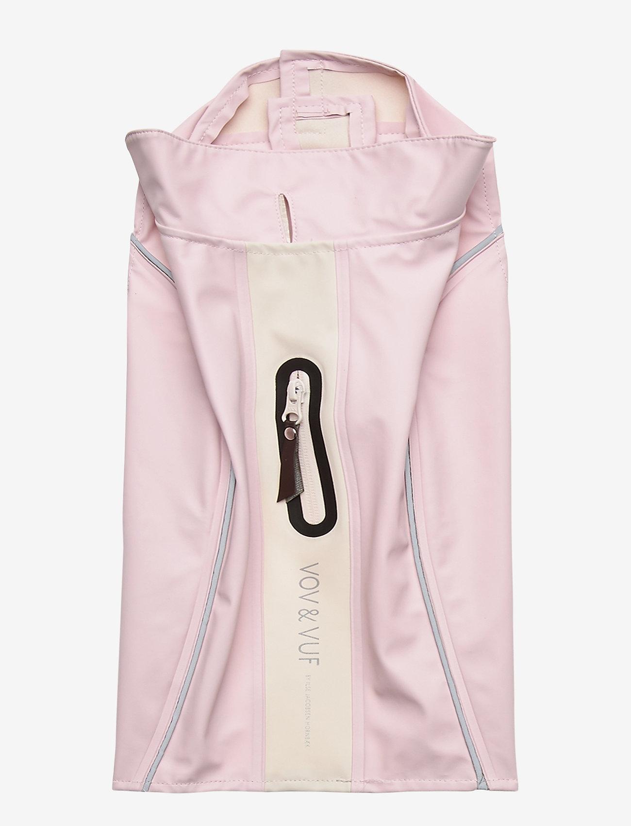 Ilse Jacobsen - Dog Rain Cover - accessoires pour chiens - lavender pink - 1