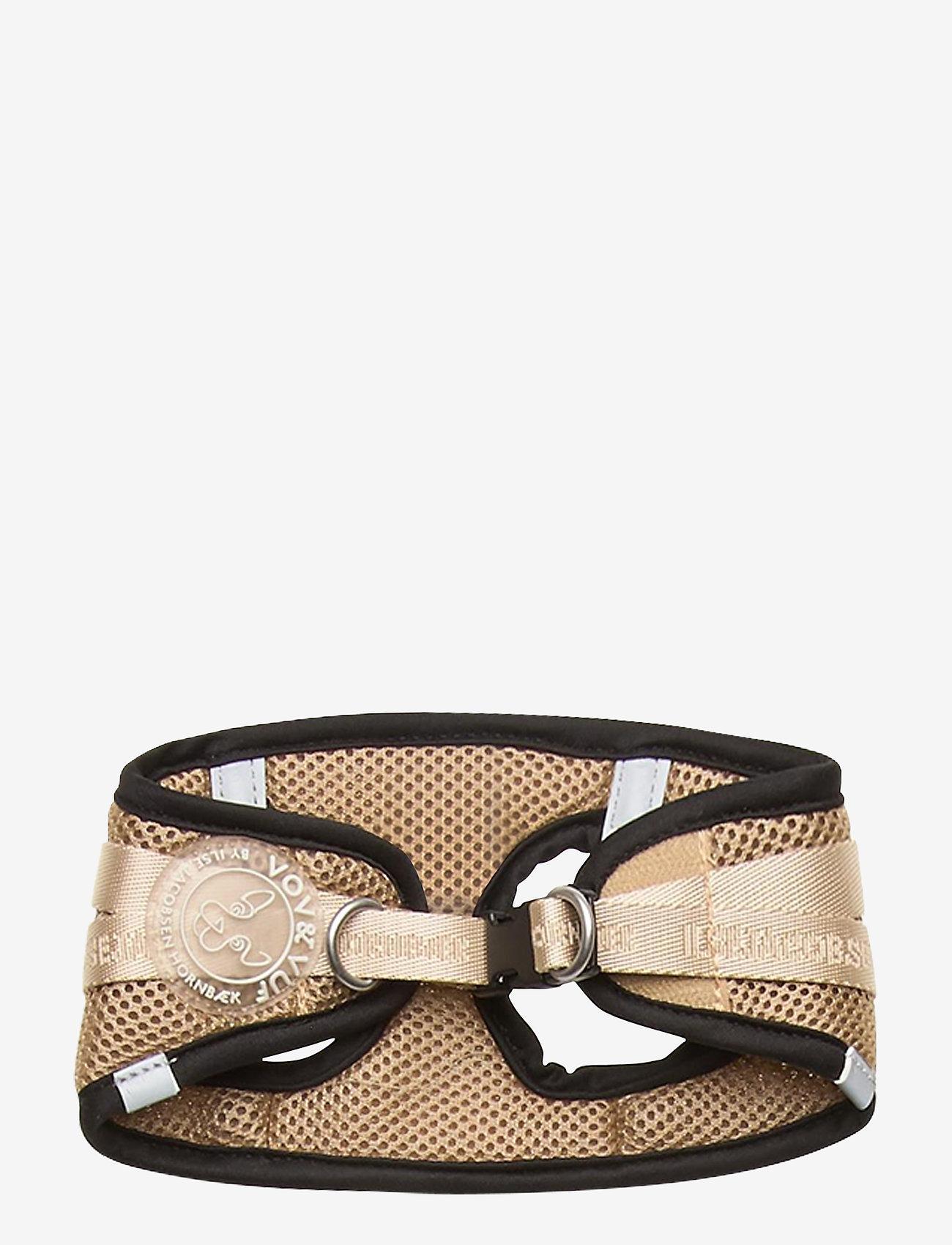 Ilse Jacobsen - Dog Harness - accessoires pour chiens - platin black - 1