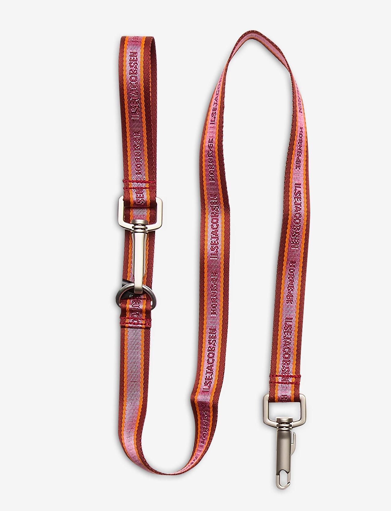 Ilse Jacobsen - Dog Leash - accessoires pour chiens - burnt henna - 1