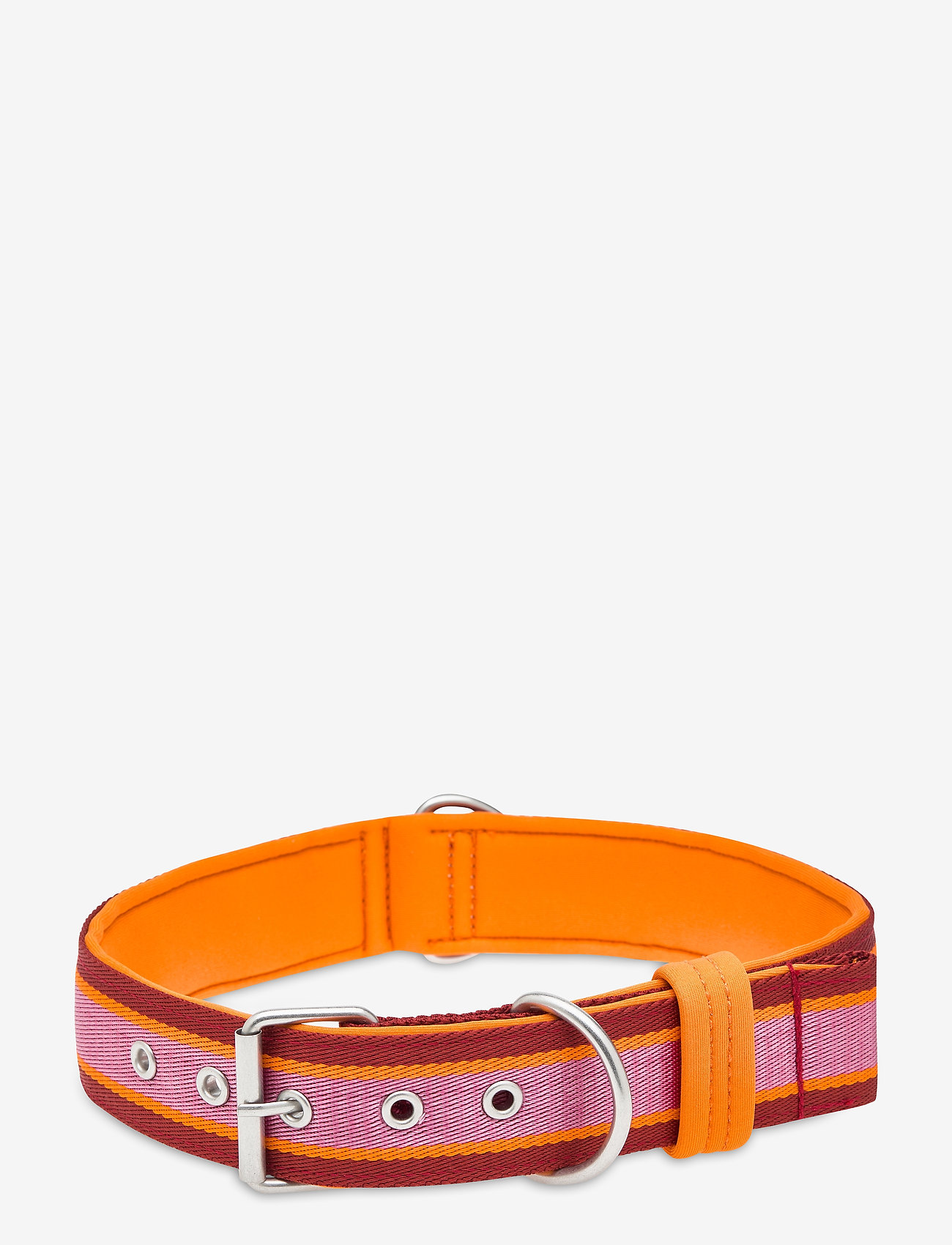 Ilse Jacobsen - Dog Collar - dog accessories - burnt henna - 1