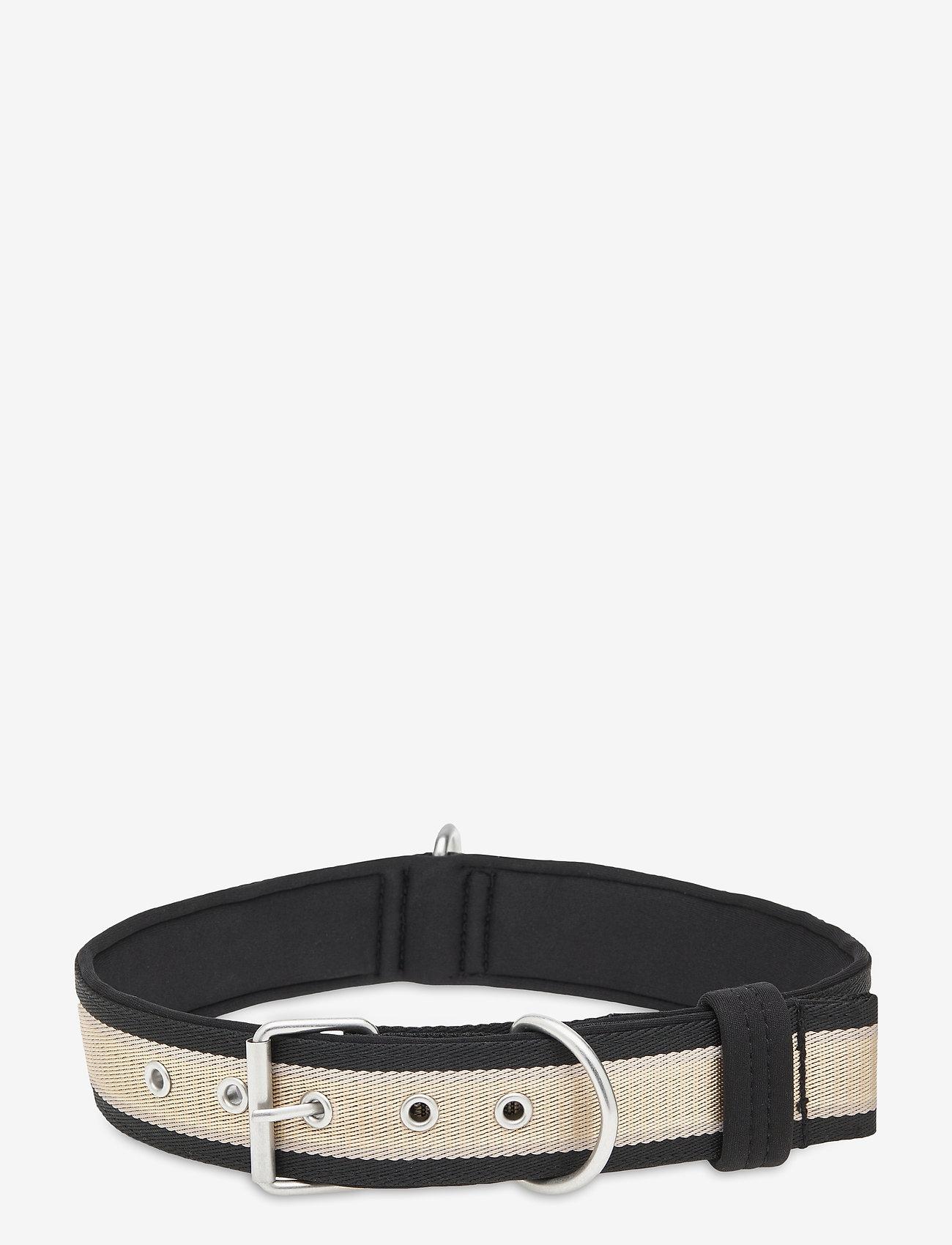 Ilse Jacobsen - Dog Collar - dog accessories - platin - 1