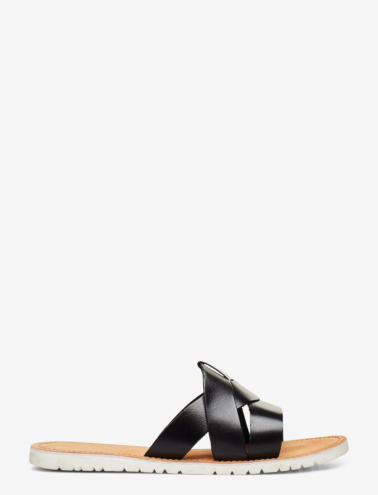 Ilse Jacobsen - SLIP-ON SANDALS - sandales - black - 1