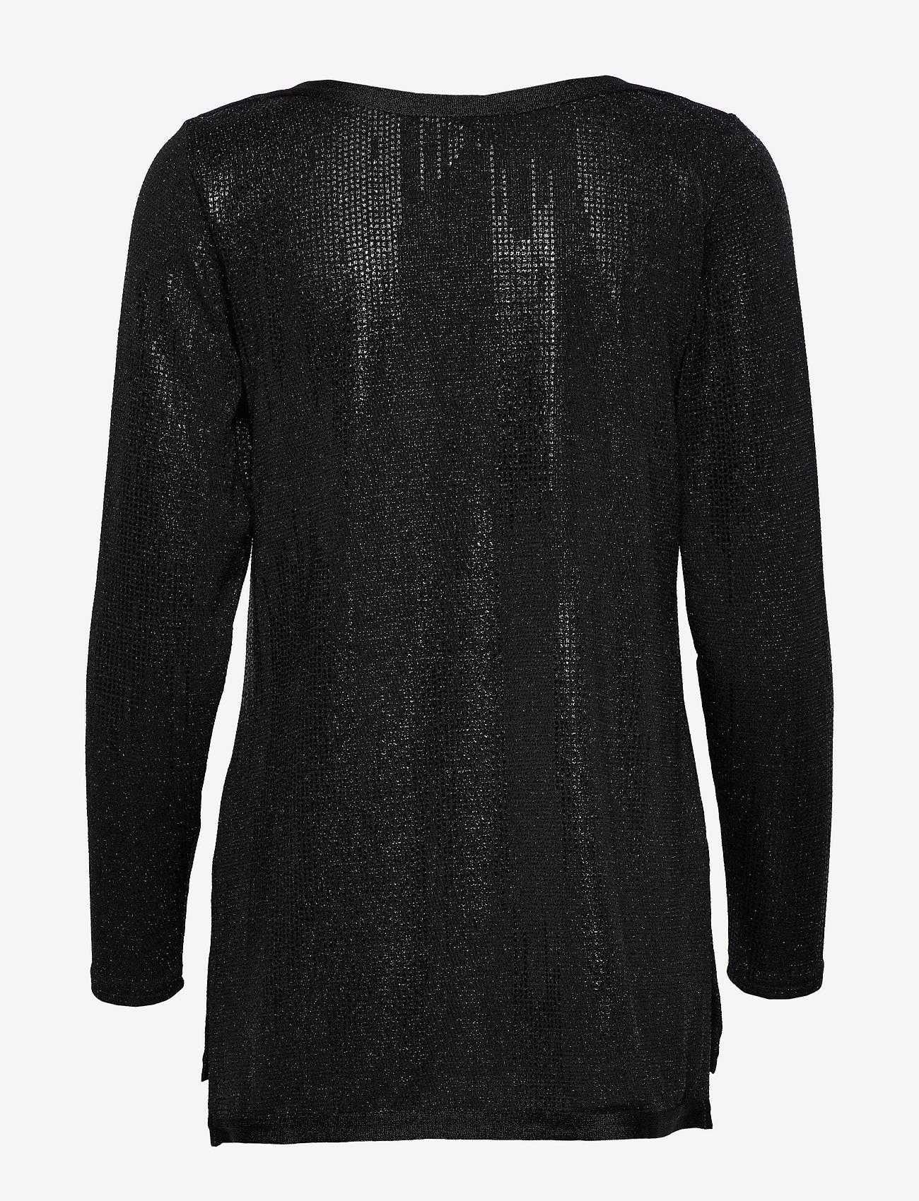 Ilse Jacobsen - BLOUSE - blouses à manches longues - black - 1