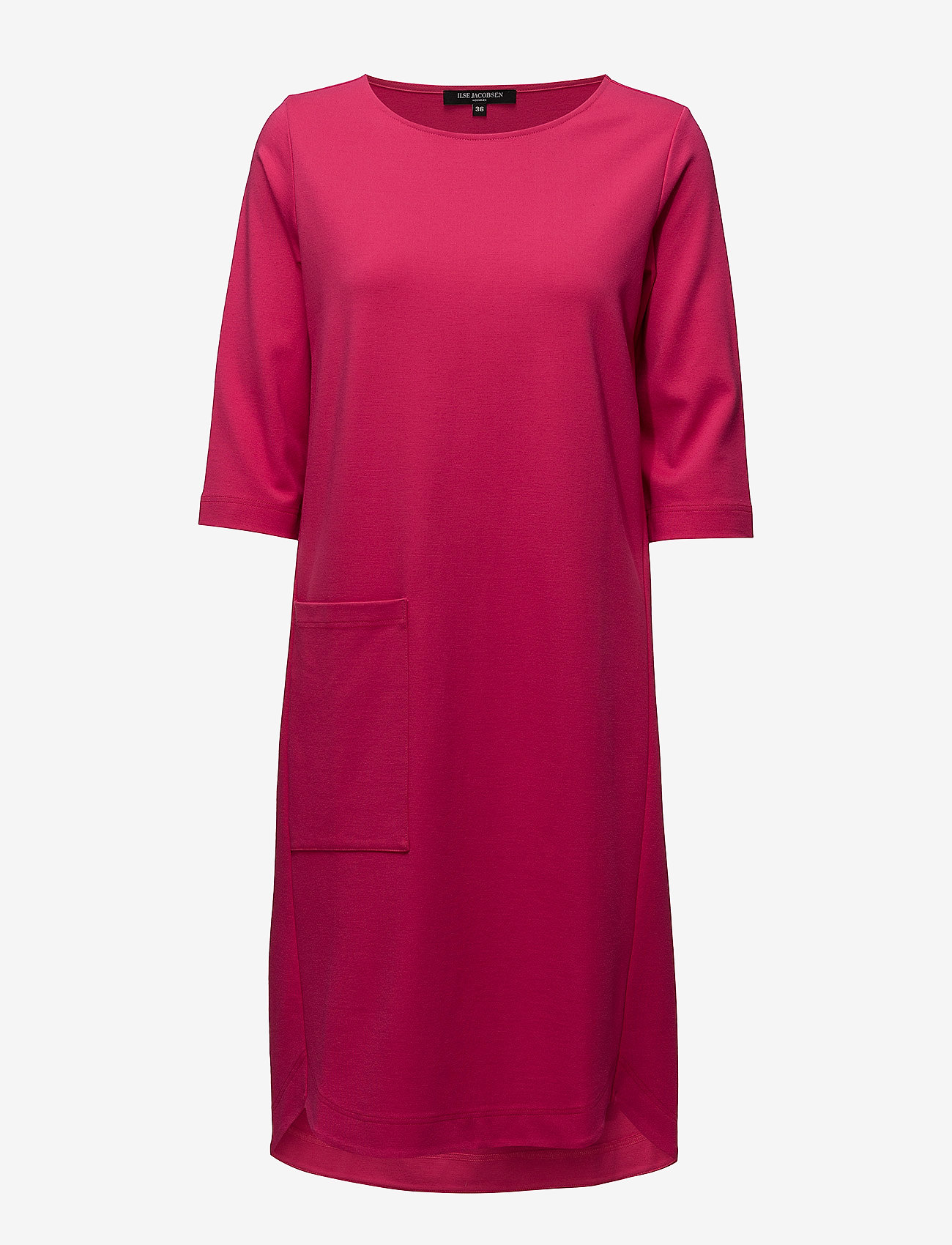 Ilse Jacobsen - DRESS - midi kjoler - 317 warm pink - 0