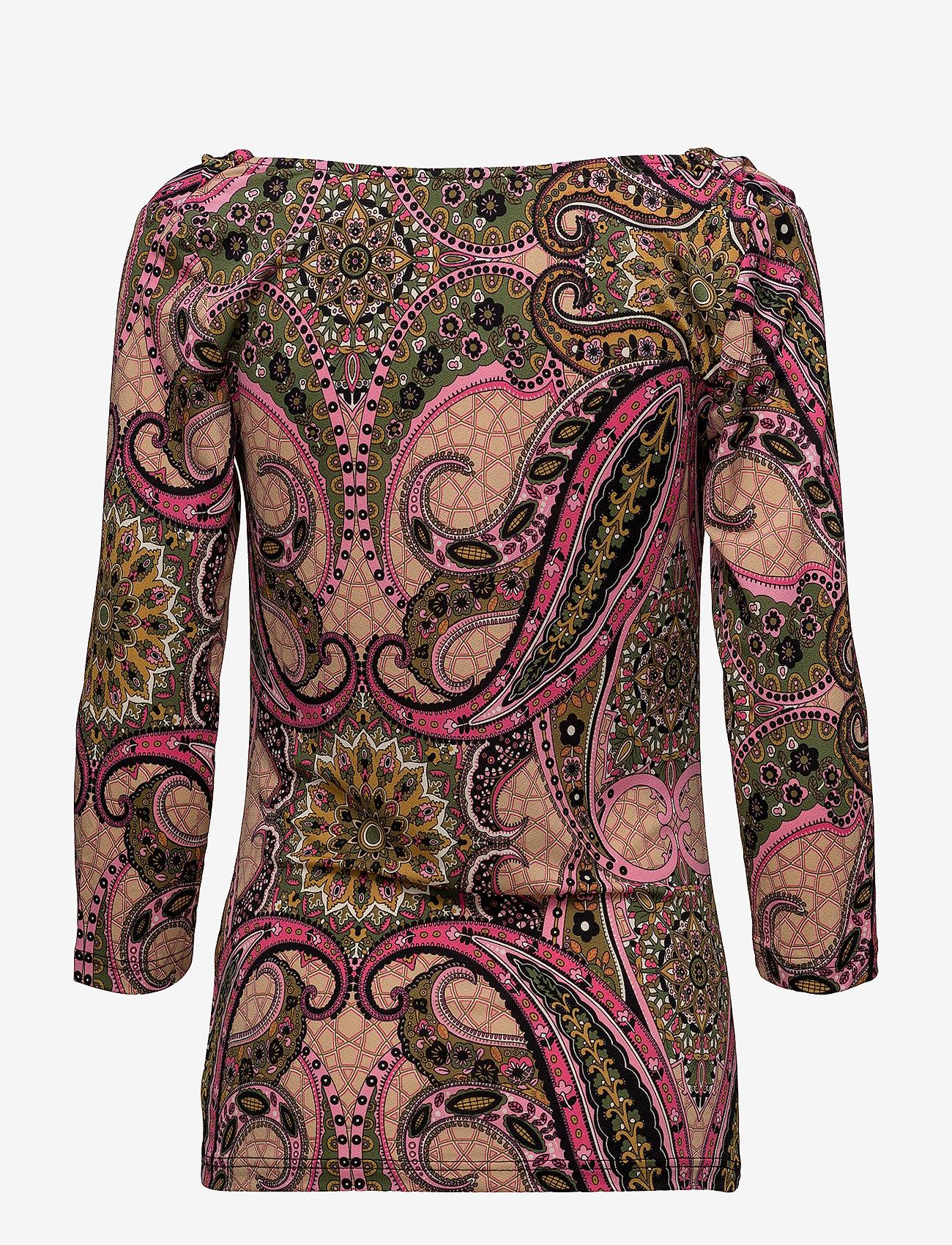 Blouse (399 Azalea Pink) - Ilse Jacobsen a6Xs2p
