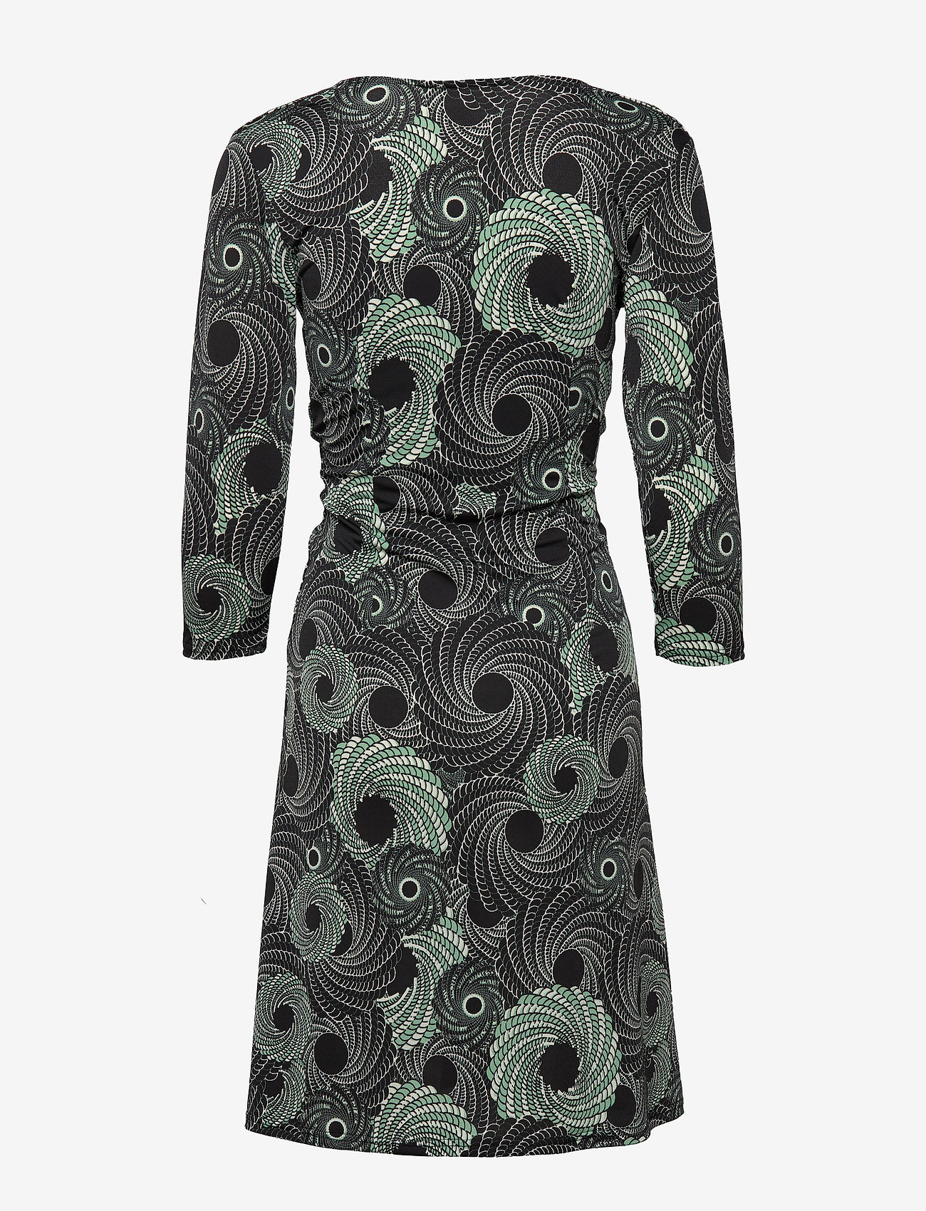 Dress (Granite Green) (87.50 €) - Ilse Jacobsen udU3J