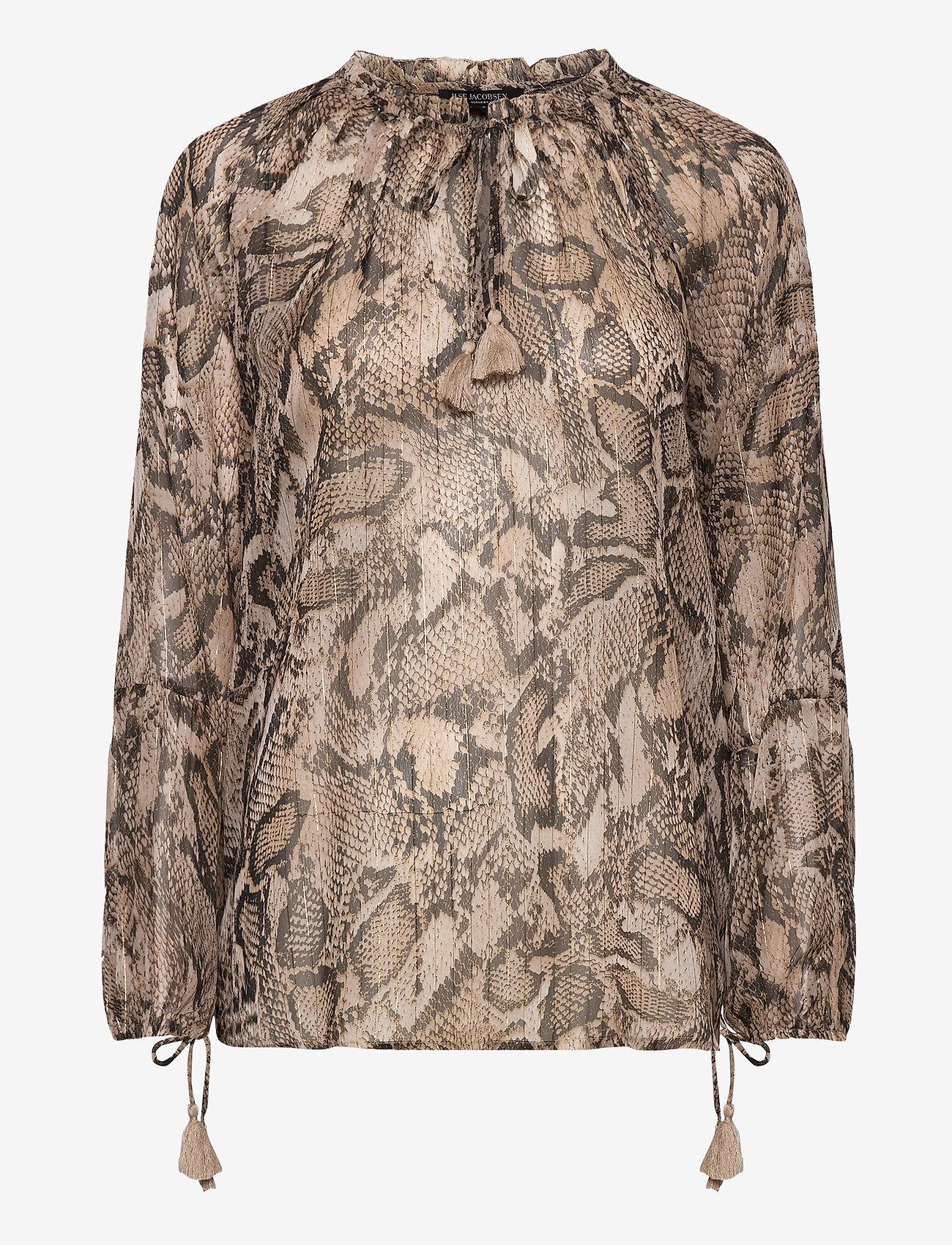 Ilse Jacobsen - BLOUSE CRIN1320B - blouses à manches longues - kit - 0