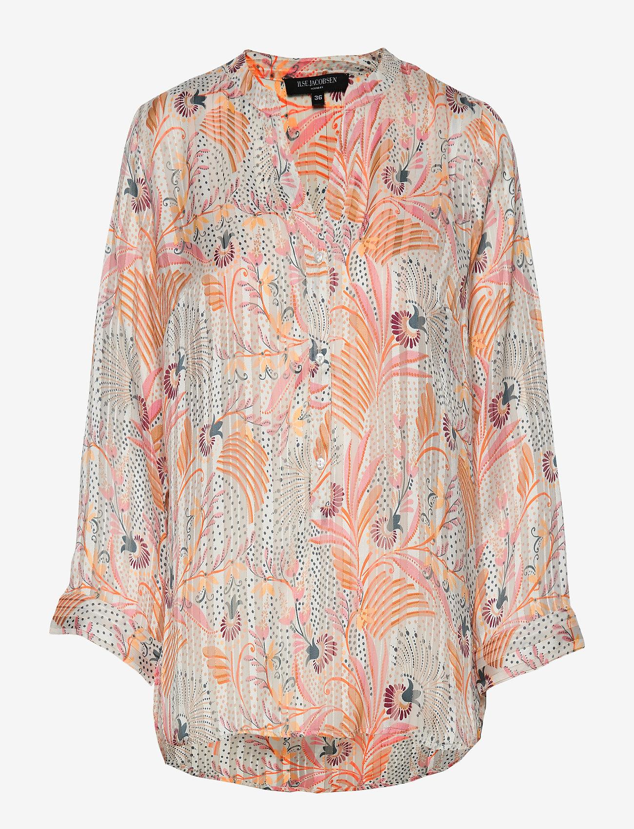 Ilse Jacobsen - SHIRT - blouses à manches longues - white sugar - 0
