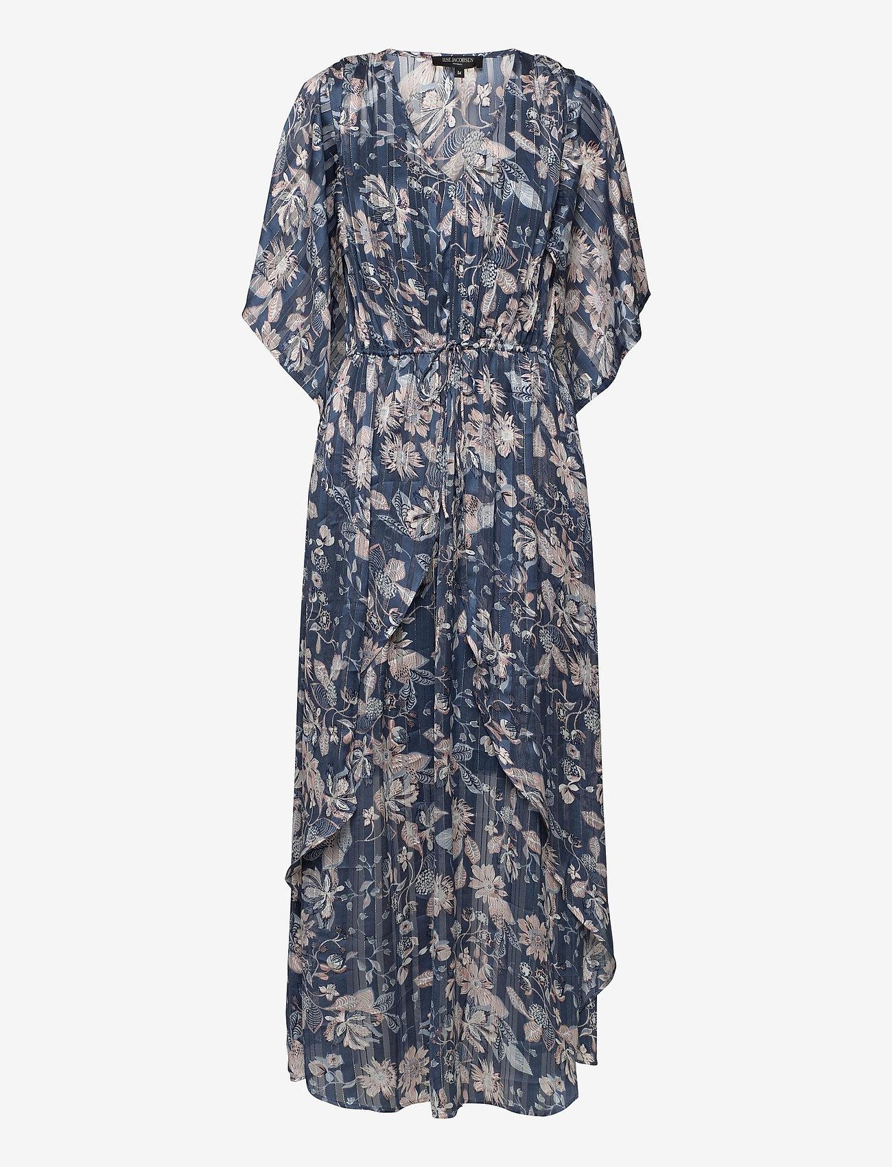 Ilse Jacobsen - Dress - sommerkjoler - orion blue - 0