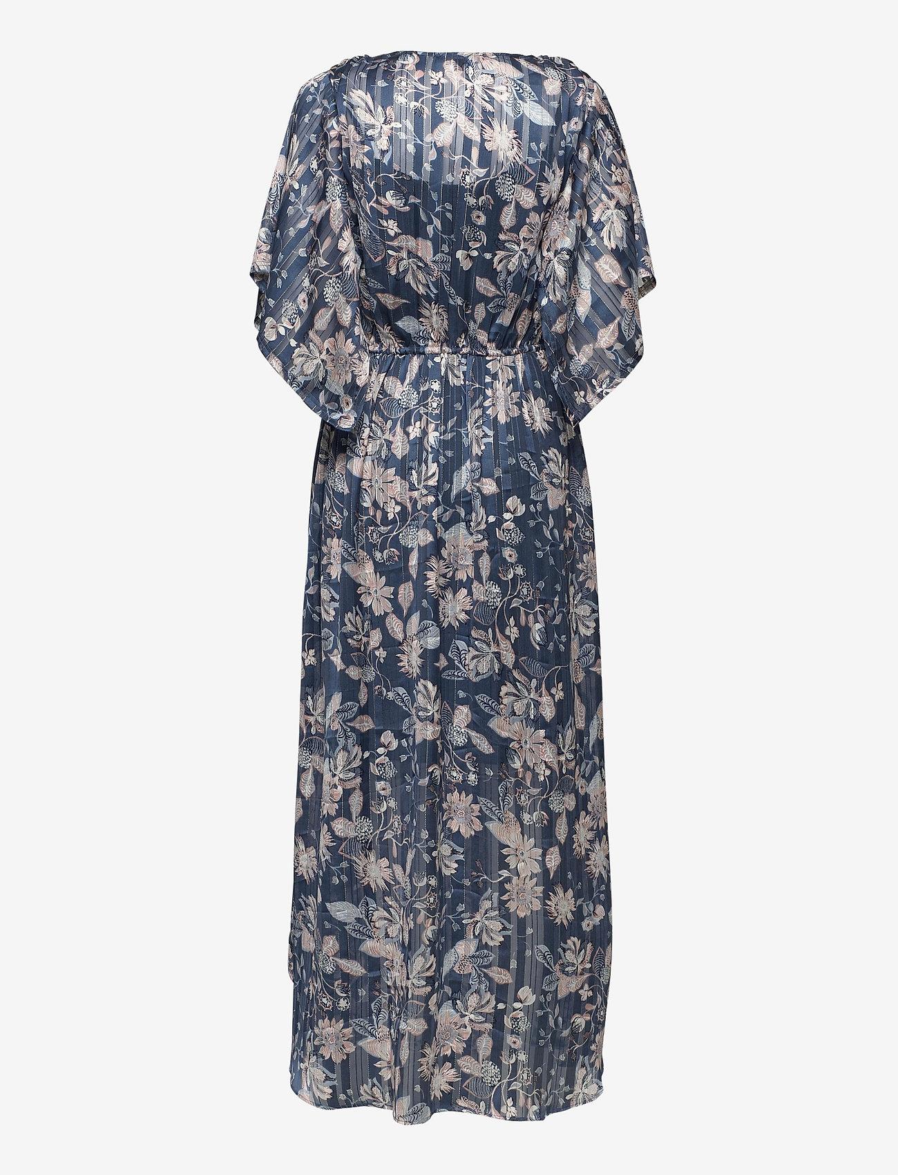 Ilse Jacobsen - Dress - sommerkjoler - orion blue - 1