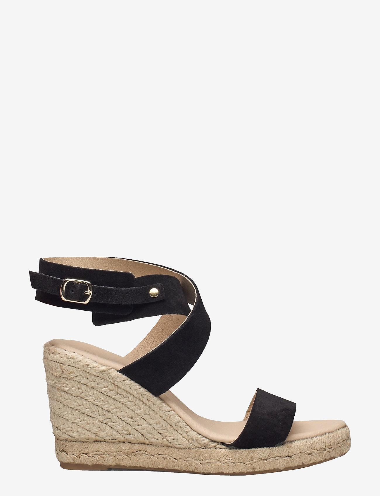 Ilse Jacobsen - High heel espadrilles - espadrilles mit absatz - black - 1