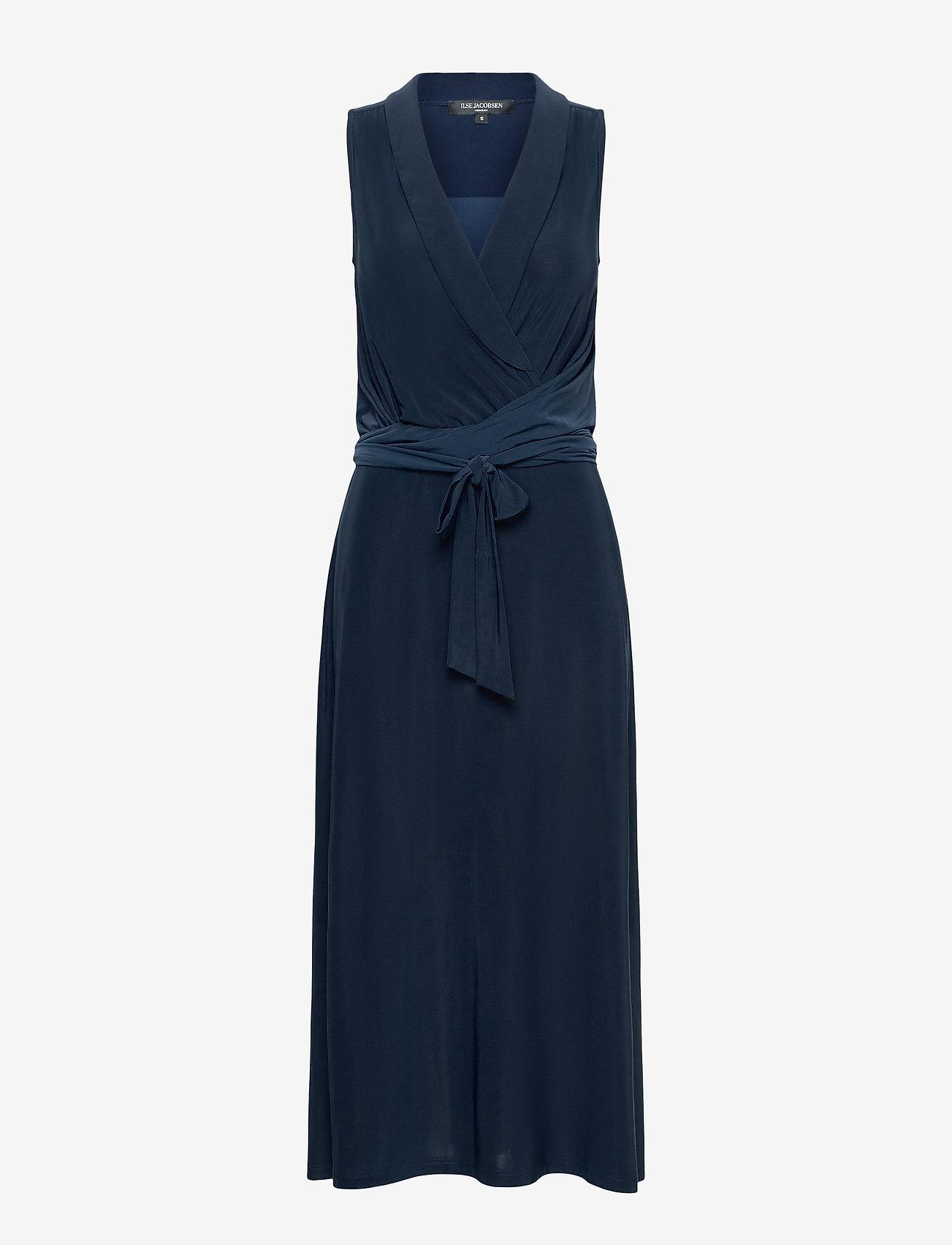 Ilse Jacobsen - Dress - cocktailkjoler - indigo - 0