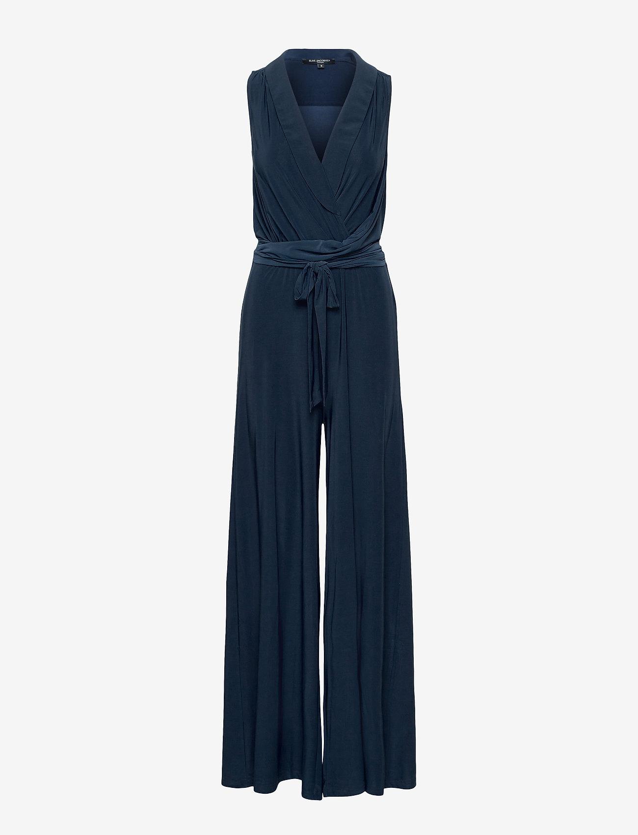 Ilse Jacobsen - Jumpsuit - jumpsuits - indigo - 0