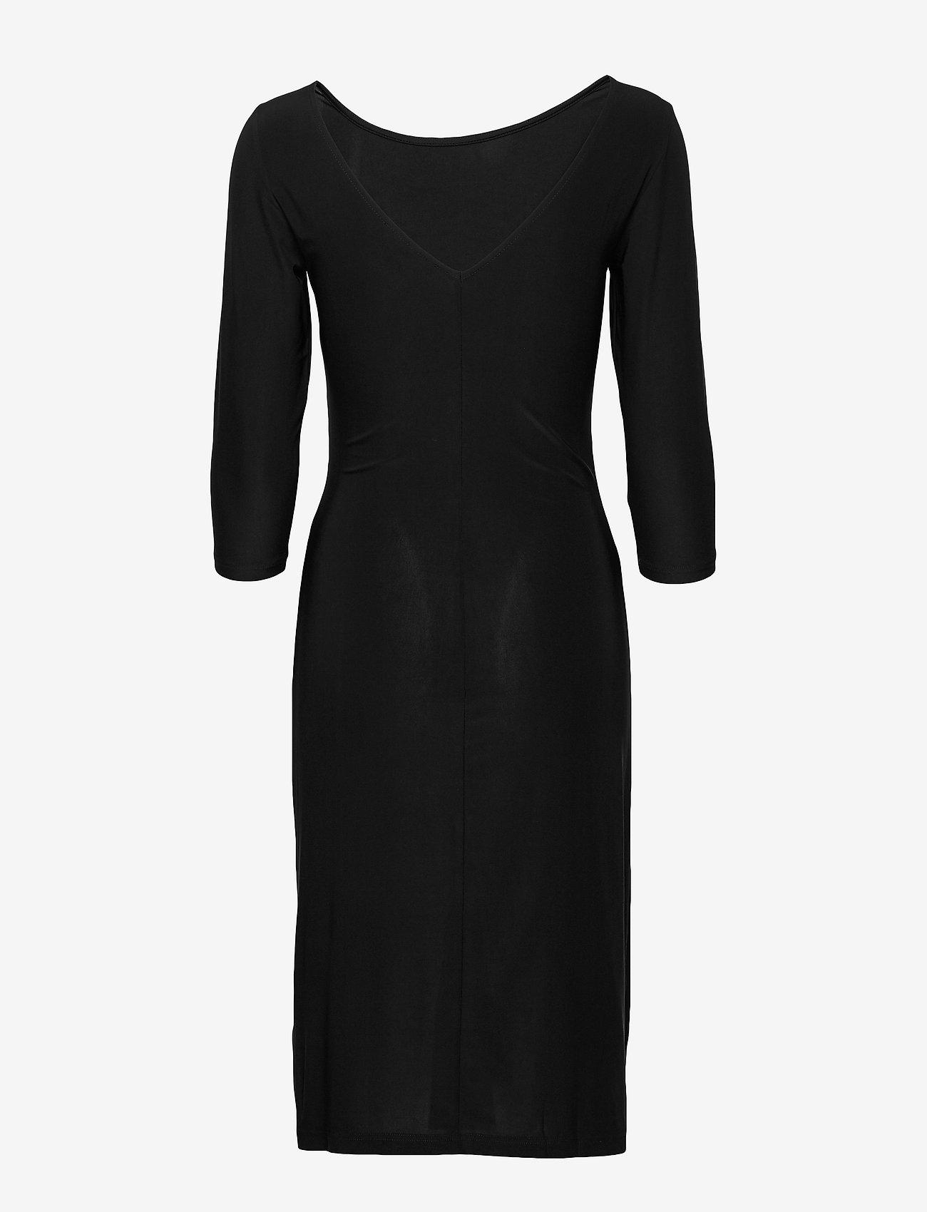Dress (Black) - Ilse Jacobsen jxyltc