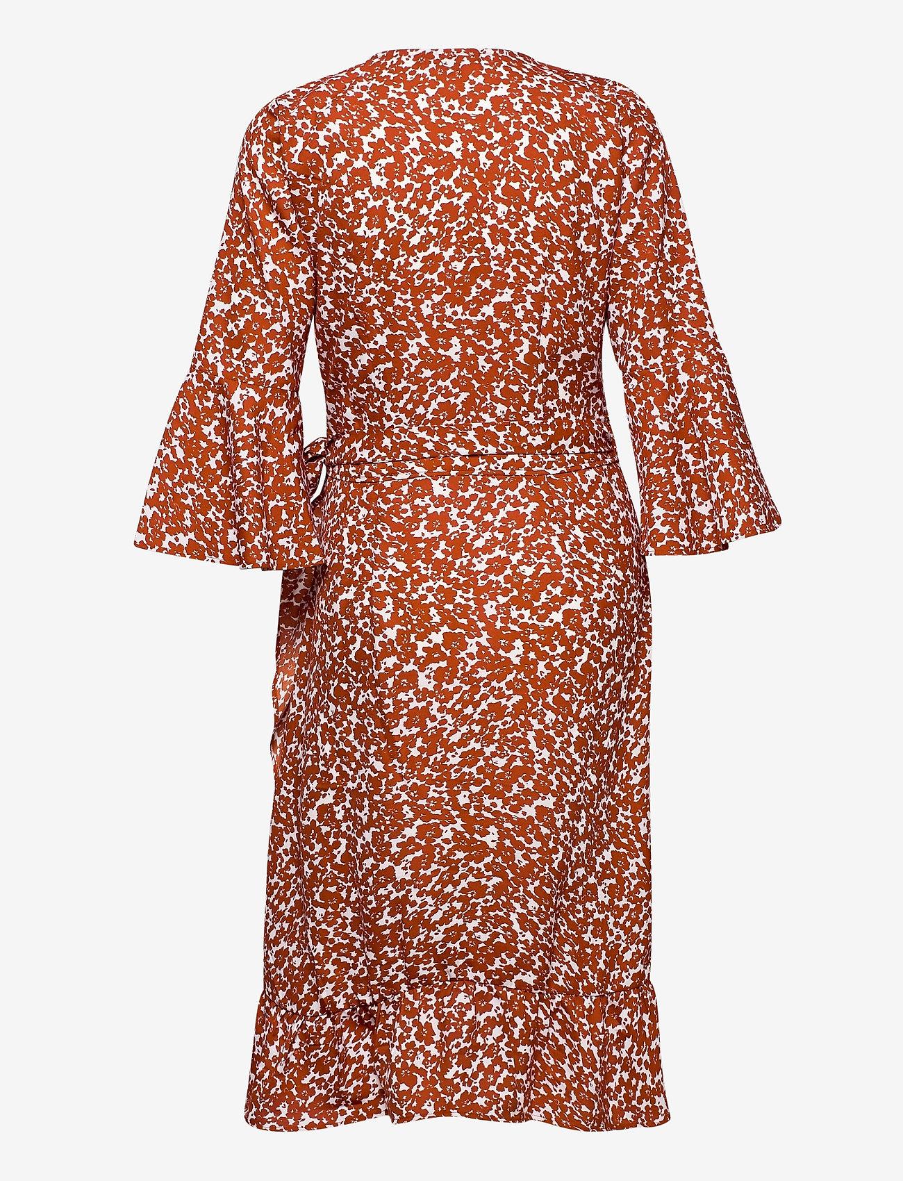 Ilse Jacobsen - Dress - sommerkjoler - redwood - 1