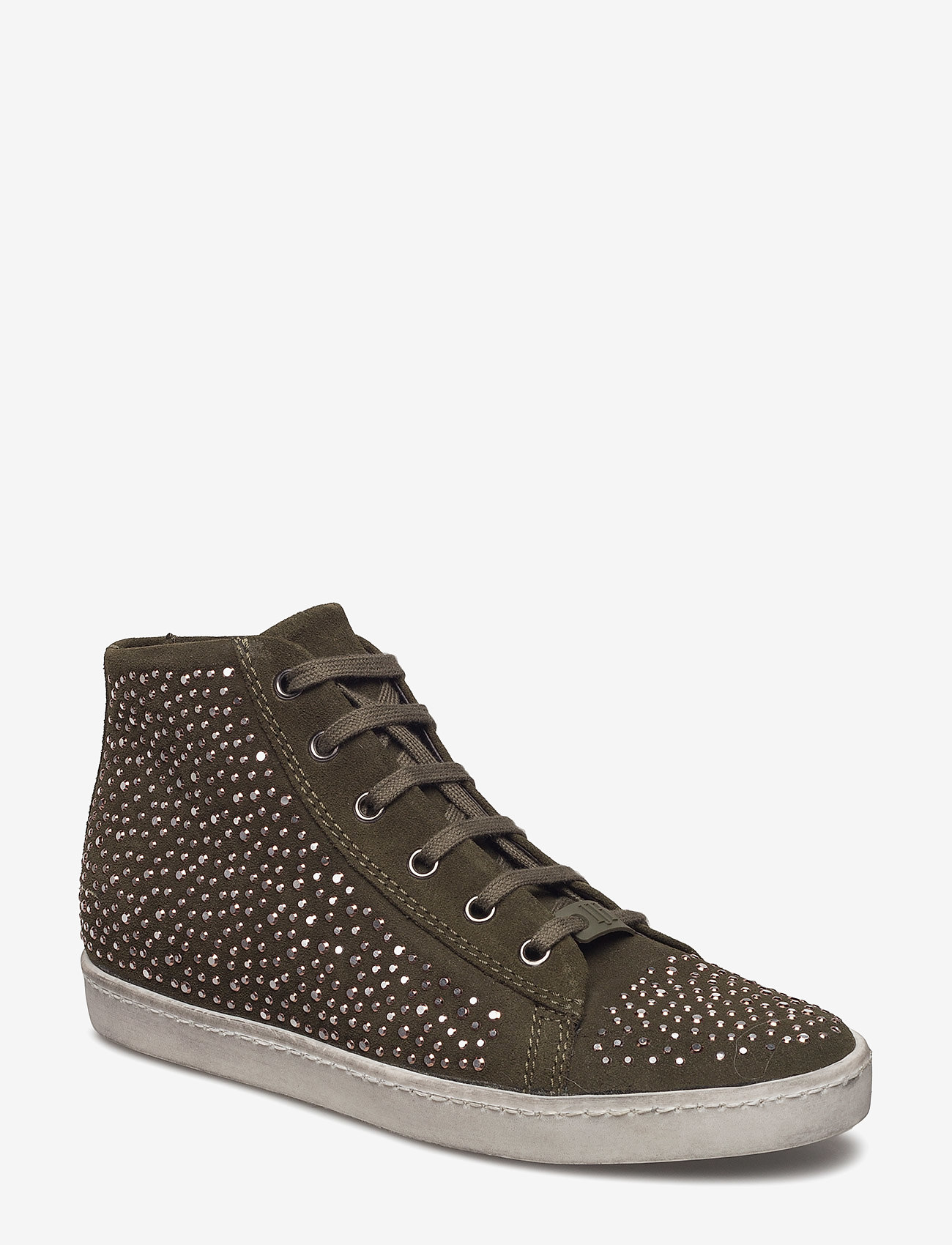 Ilse Jacobsen - SNEAKER HIGH TOP - baskets montantes - 410 army - 0