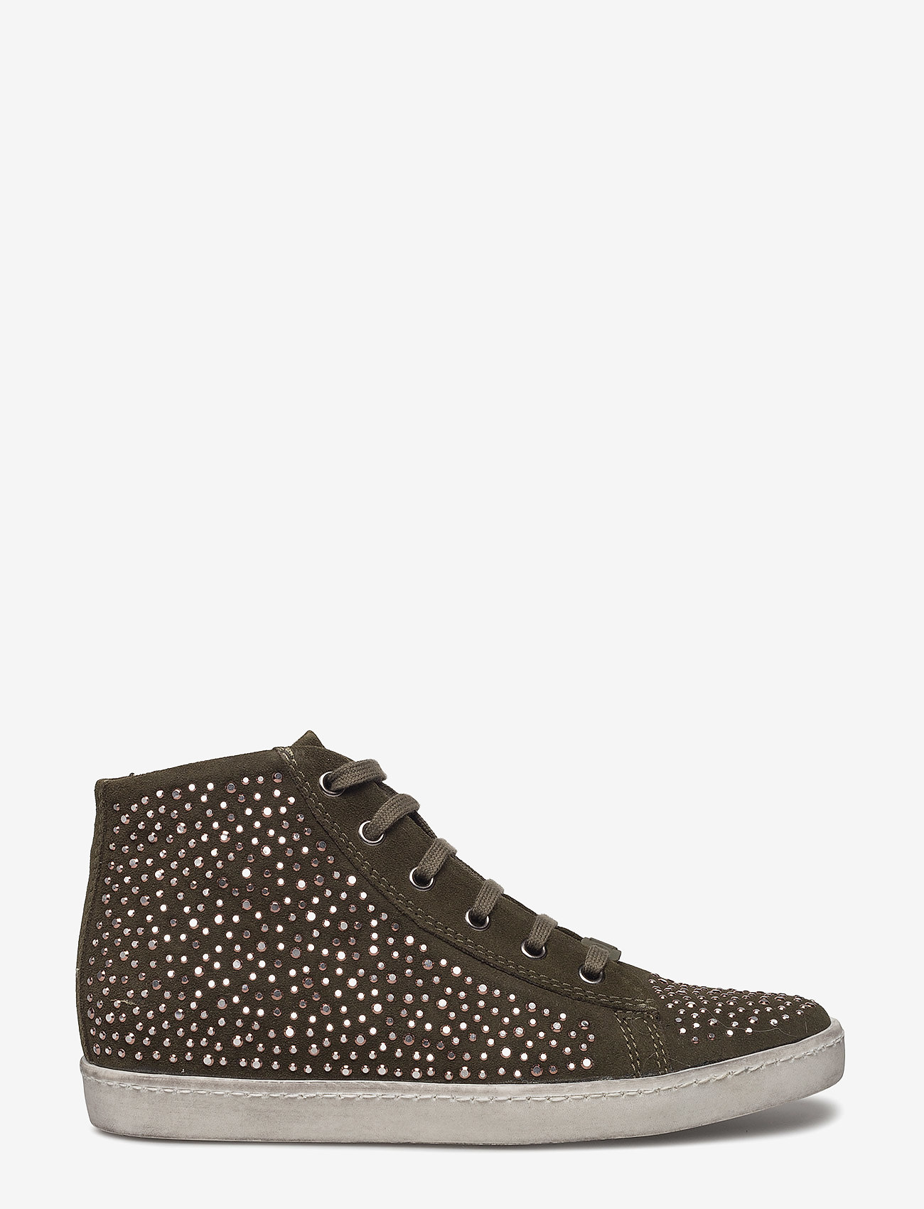 Ilse Jacobsen - SNEAKER HIGH TOP - baskets montantes - 410 army - 1