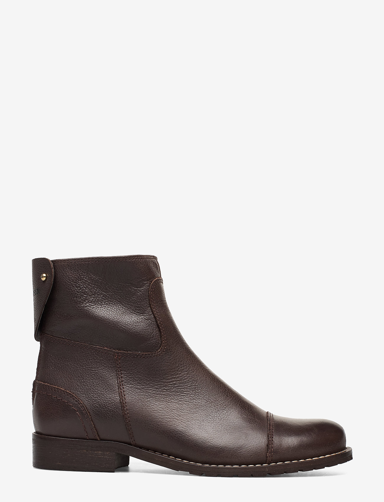 Ankle Boots (Chocolate) - Ilse Jacobsen tweSMe