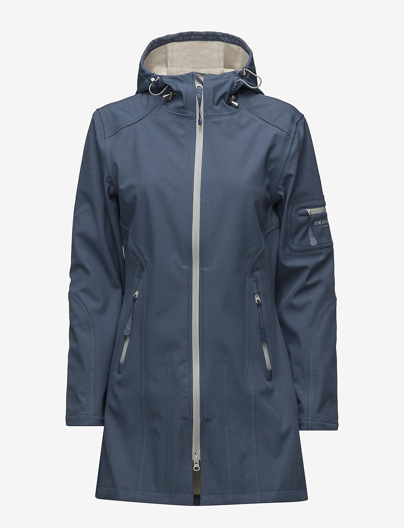 Ilse Jacobsen - RAIN07B - rainwear - 691151 blue rock - 1