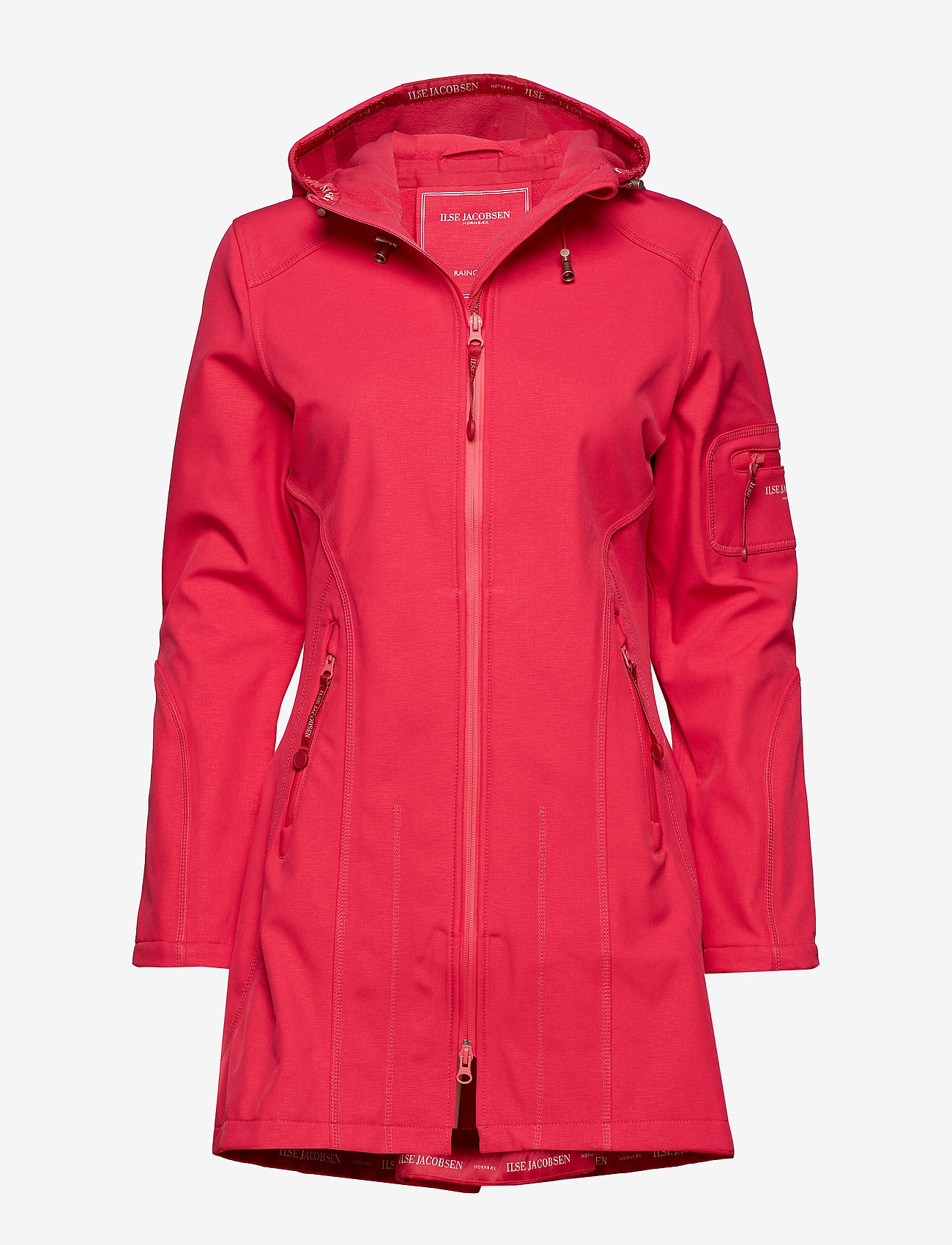 Ilse Jacobsen - RAIN07B - regntøy - warm pink - 0
