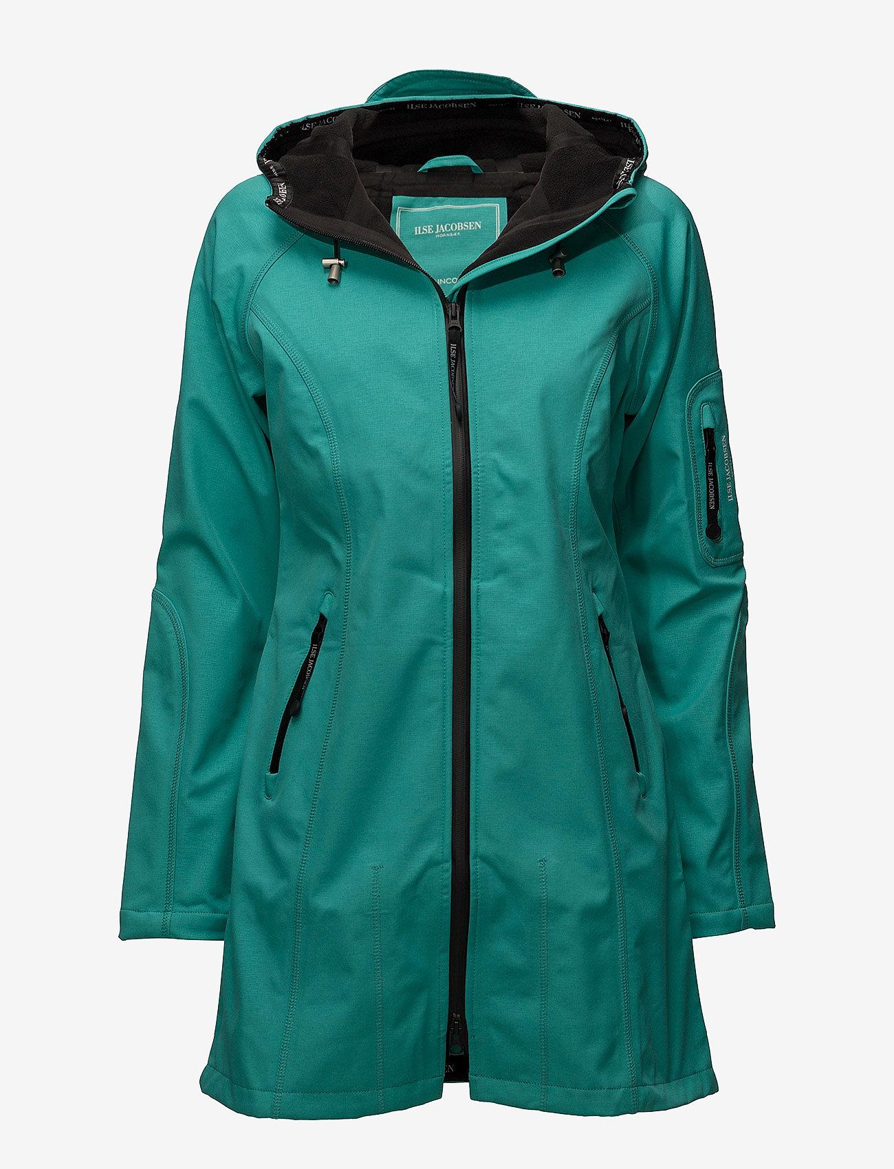 Ilse Jacobsen - Rain - rainwear - 490 viridan green - 0