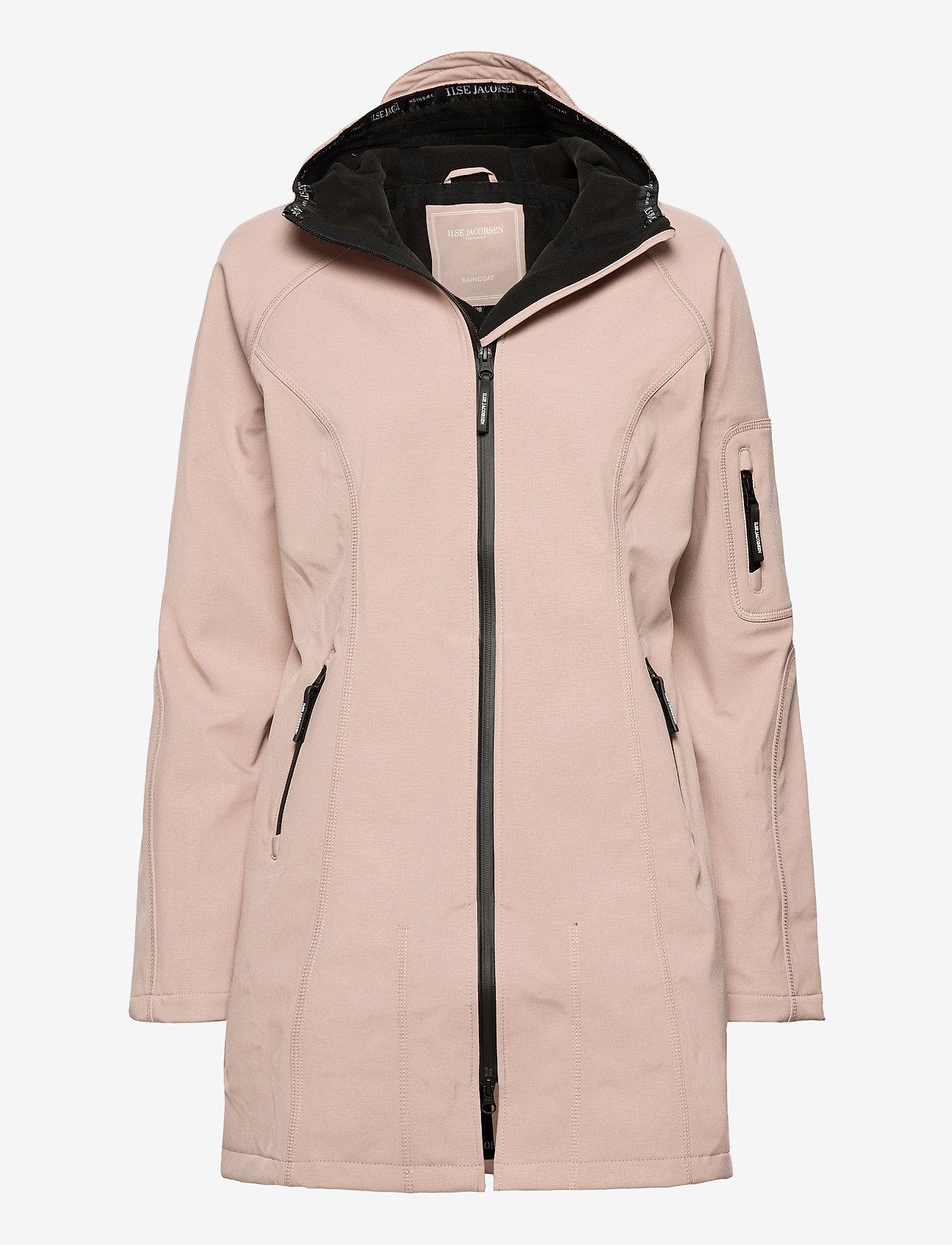 Ilse Jacobsen - Rain - manteaux de pluie - adobe rose - 0