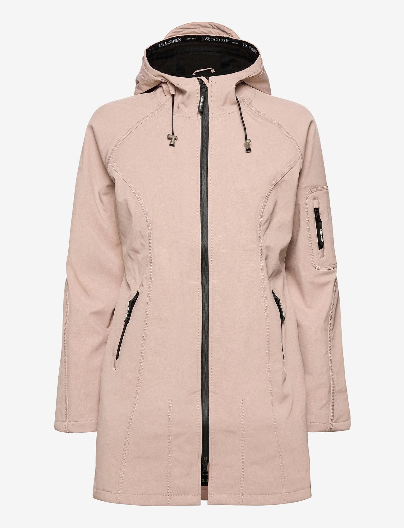 Ilse Jacobsen - Rain - manteaux de pluie - adobe rose - 1