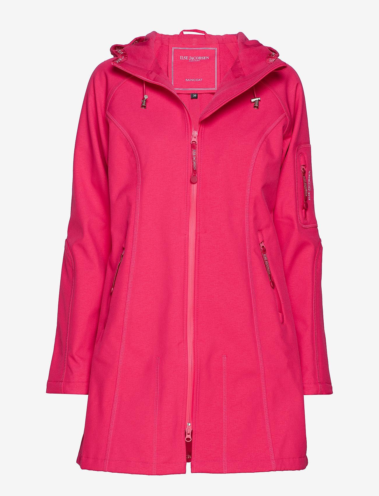 Ilse Jacobsen - Rain - regntøy - warm pink - 0
