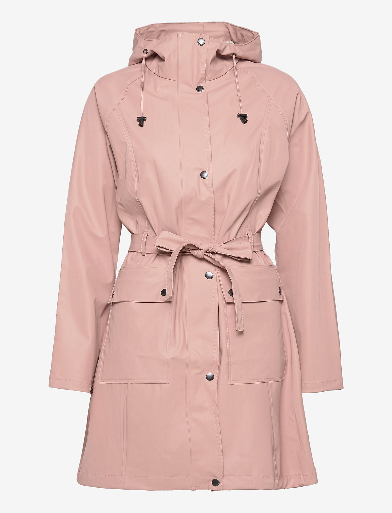 Ilse Jacobsen - RAINCOAT - regnjakker - adobe rose - 0