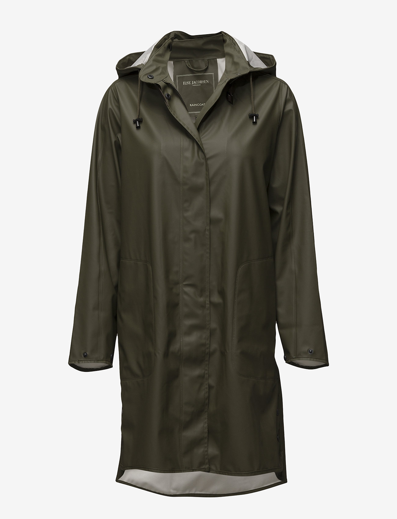 Ilse Jacobsen - RAINCOAT - manteaux de pluie - army - 0