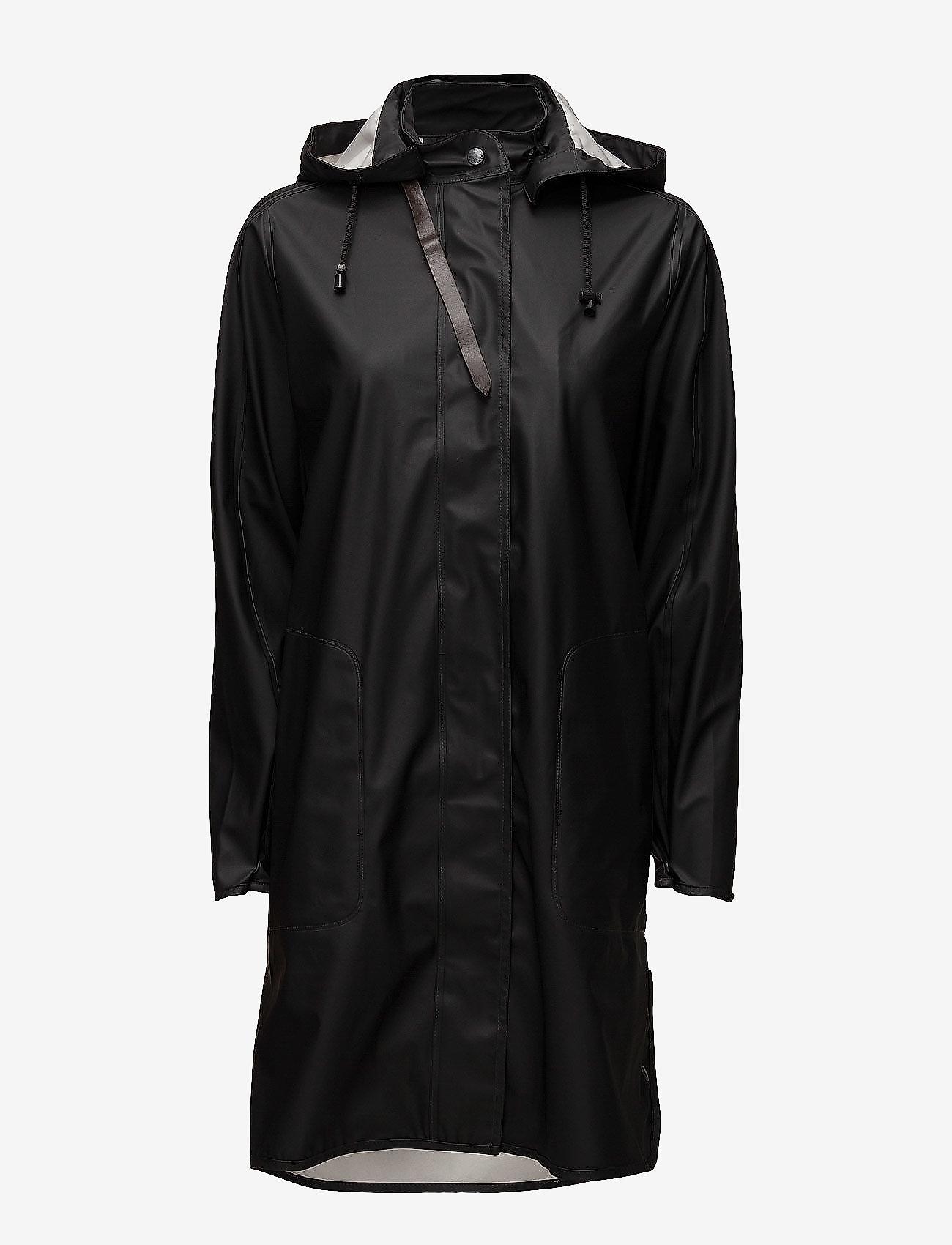 Ilse Jacobsen - RAINCOAT - manteaux de pluie - black - 1