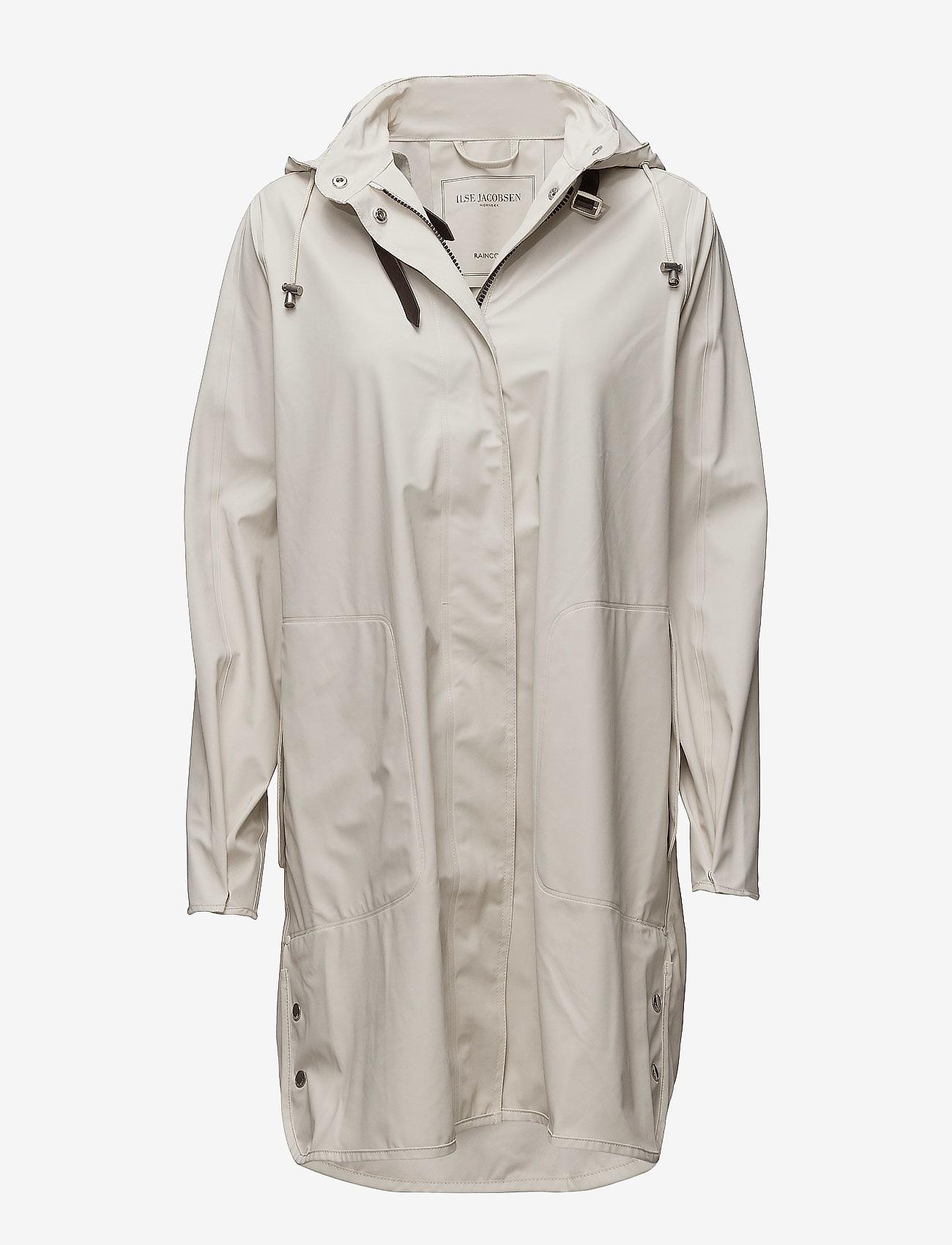 Ilse Jacobsen - RAINCOAT - manteaux de pluie - milk creme - 0