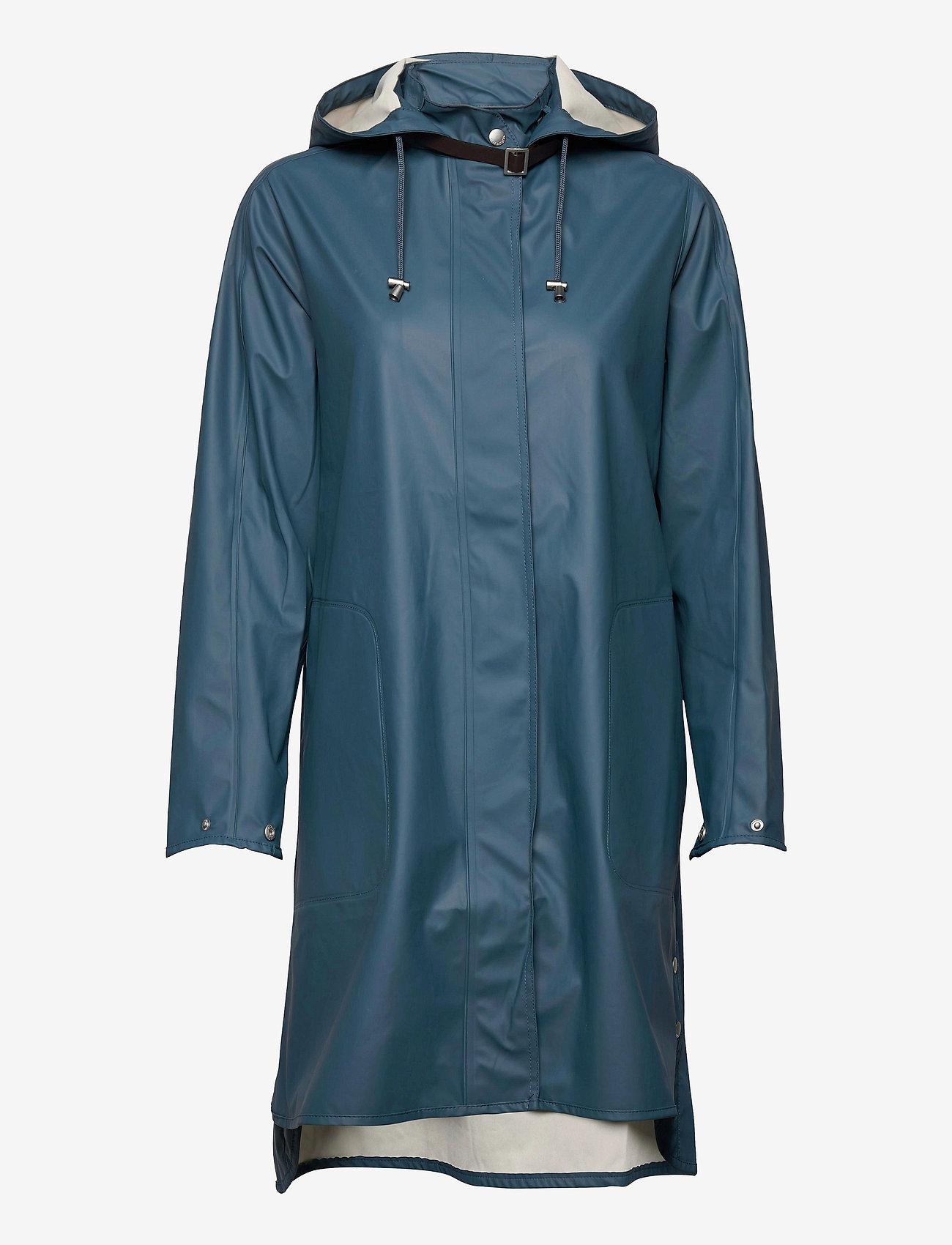 Ilse Jacobsen - RAINCOAT - regnjakker - orion blue - 0
