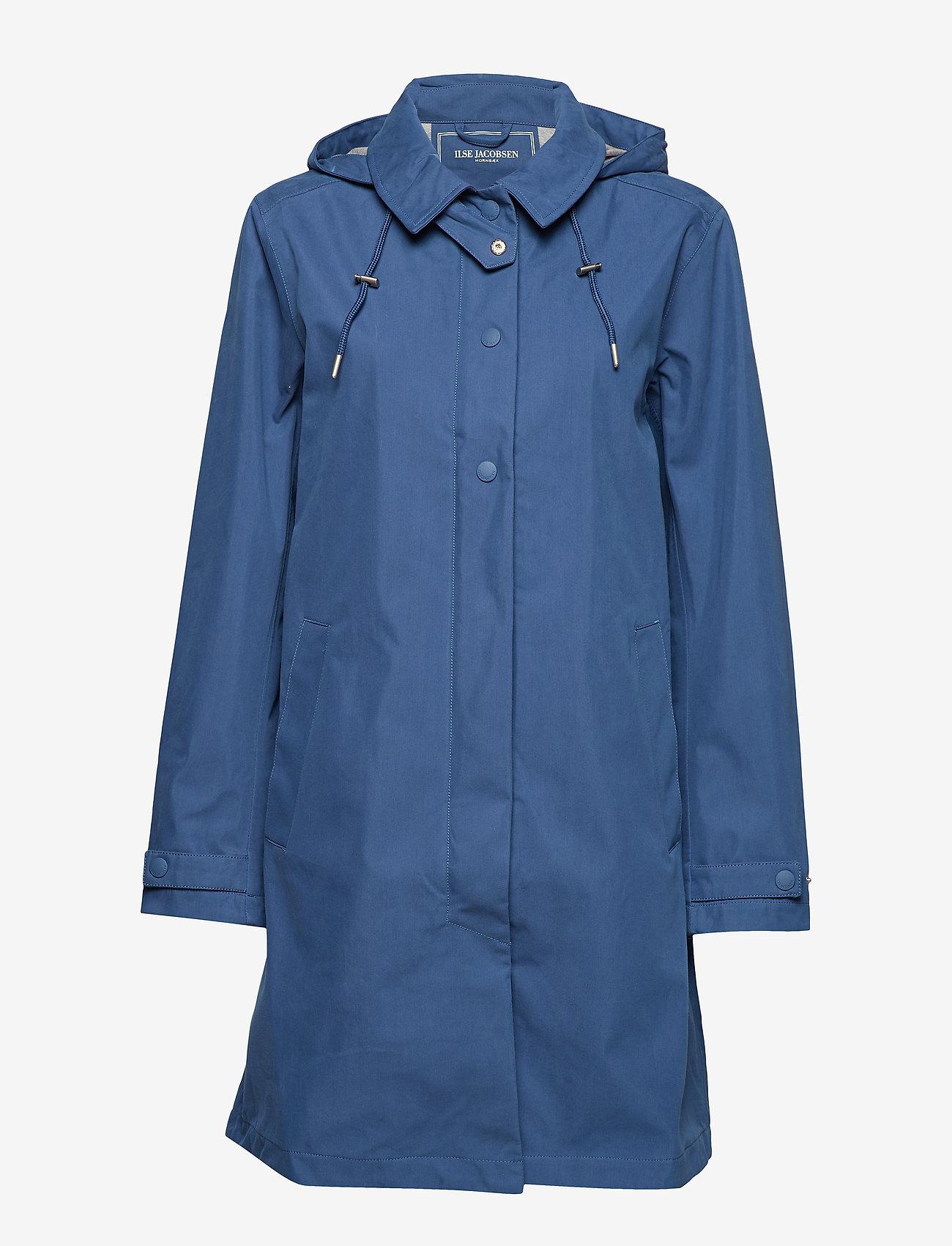Ilse Jacobsen - RAINCOAT - manteaux de pluie - blue rock - 1