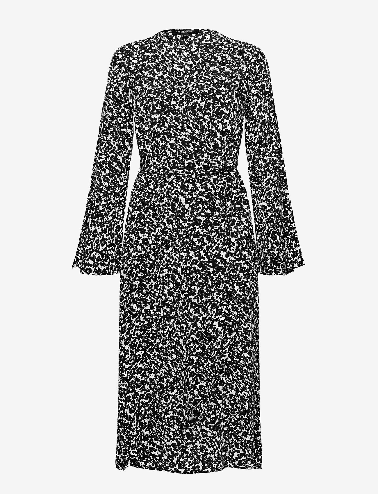 Ilse Jacobsen - DRESS - hverdagskjoler - black - 0