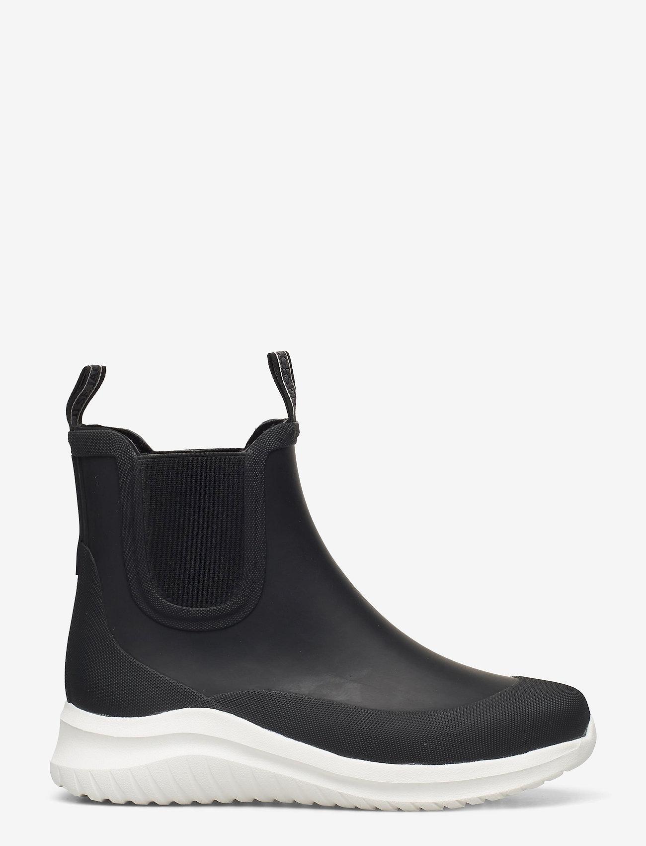 Ilse Jacobsen - Short rubber boots - bottes de pluie - black - 1