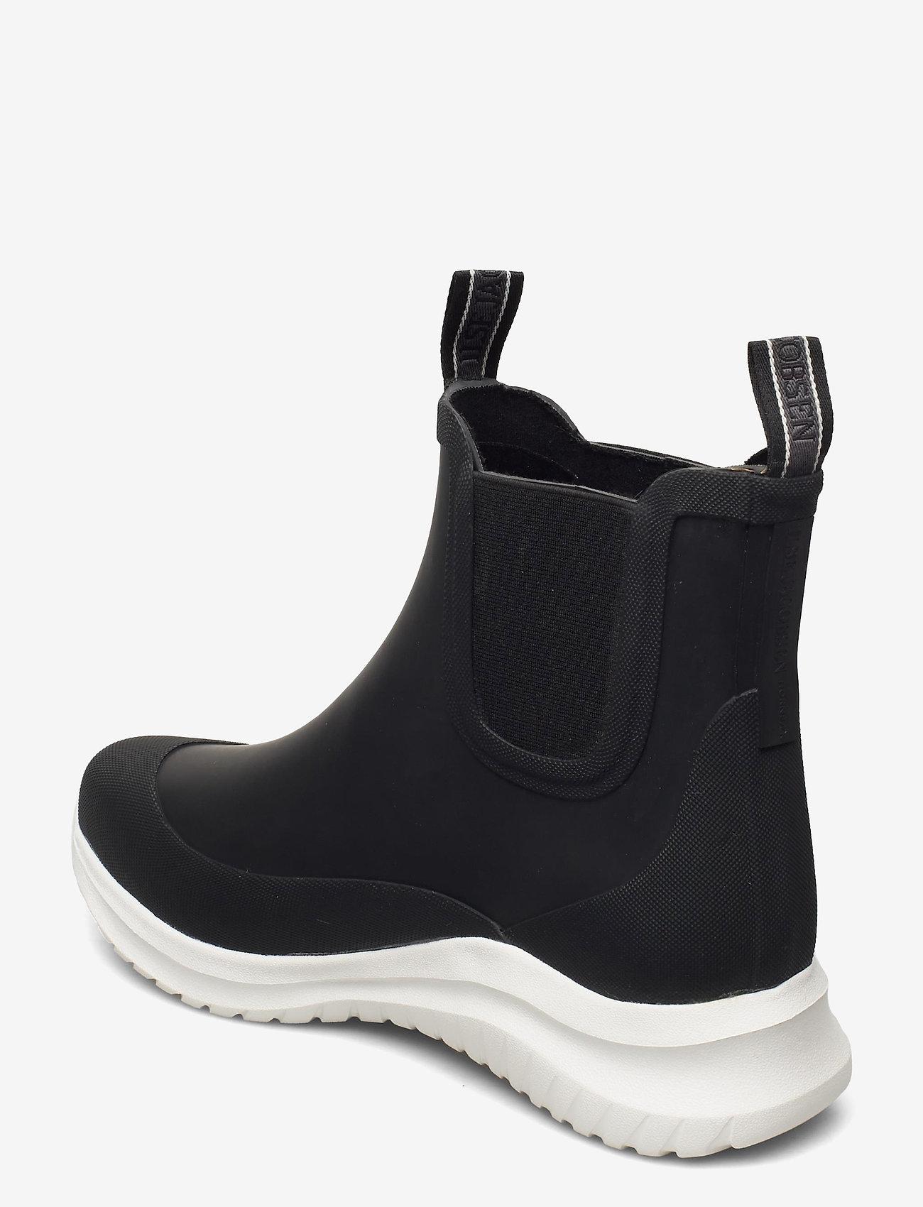 Ilse Jacobsen - Short rubber boots - buty - black - 2