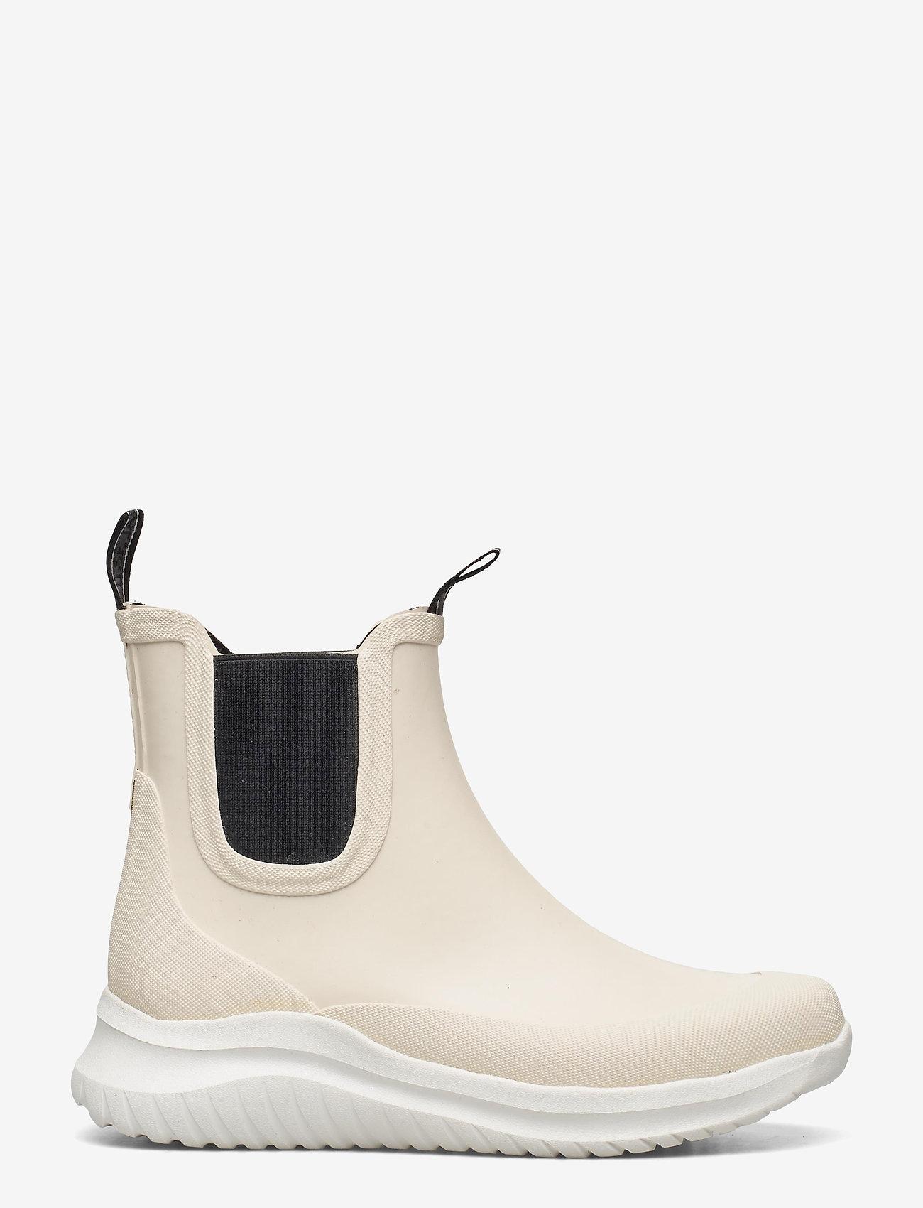 Ilse Jacobsen - Short rubber boots - bottes de pluie - milk creame - 1
