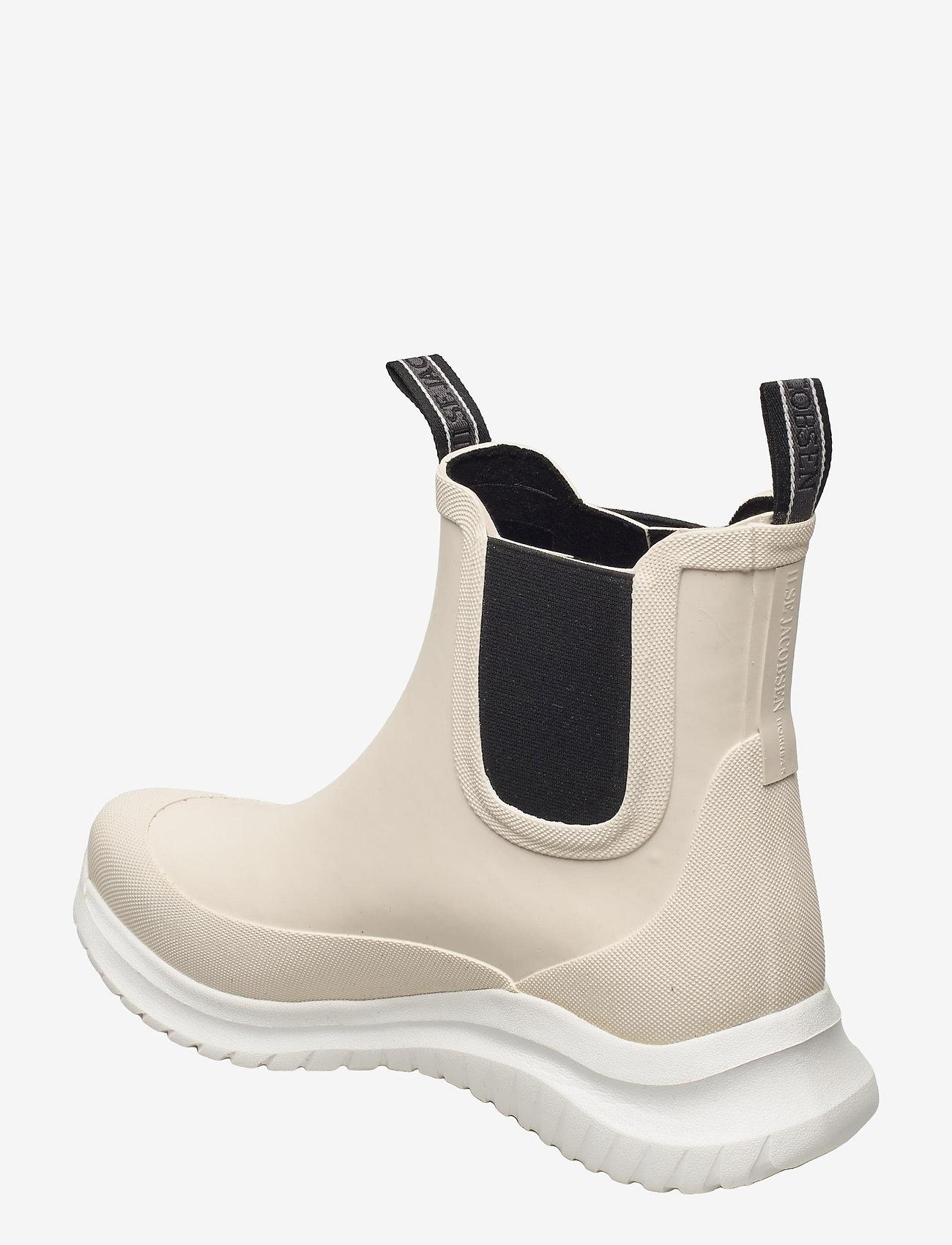 Ilse Jacobsen - Short rubber boots - buty - milk creame - 2