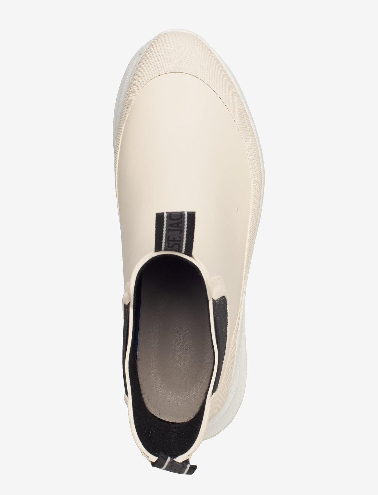 Ilse Jacobsen - Short rubber boots - buty - milk creame - 3