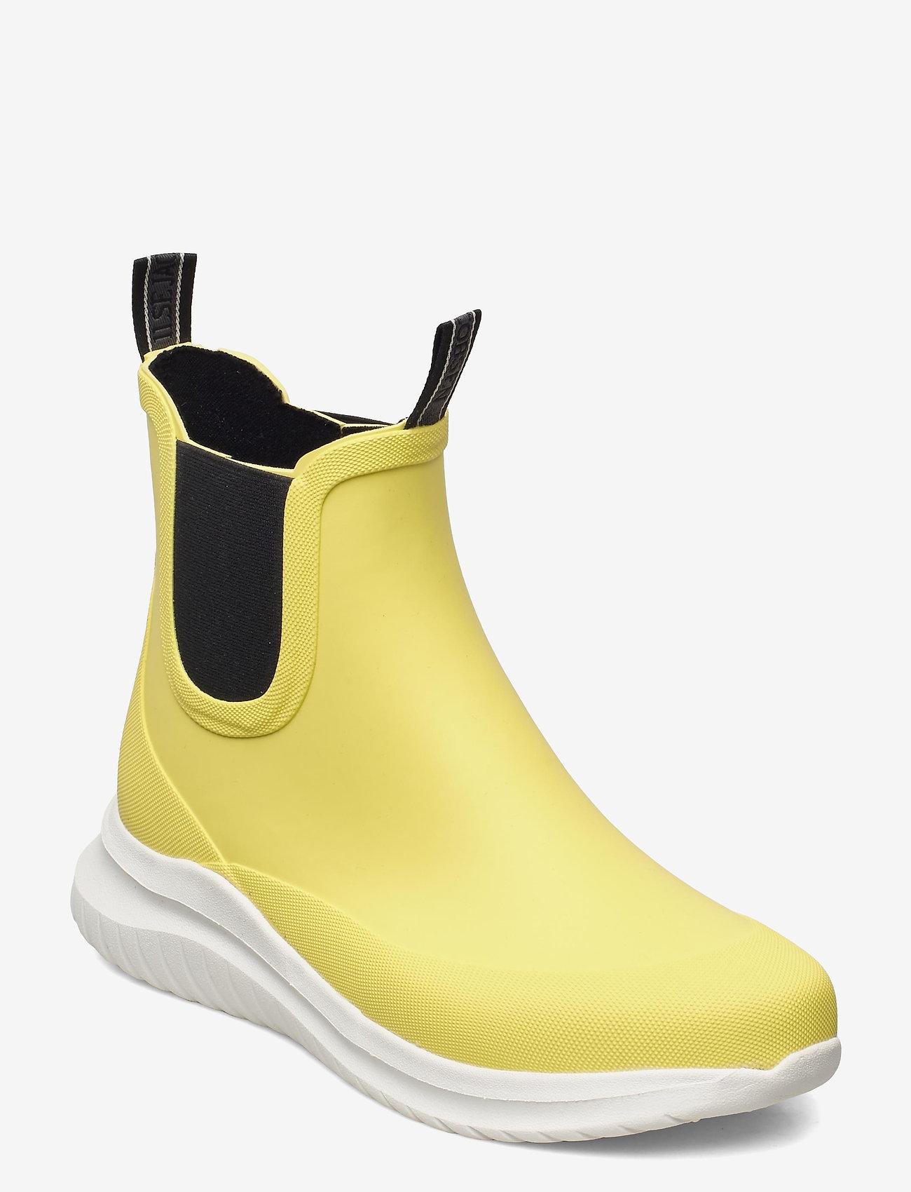Ilse Jacobsen - Short rubber boots - sko - sunbeam - 0