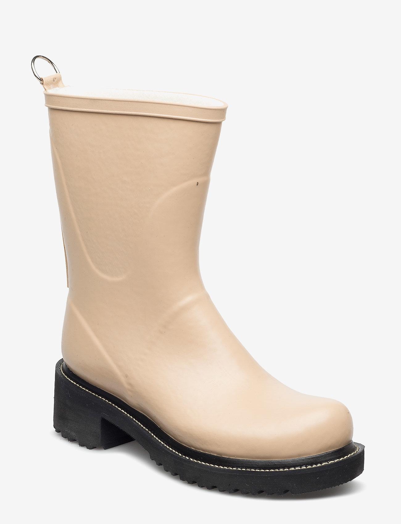 Ilse Jacobsen - 3/4 RUBBER BOOT - rain boots - 210 camel