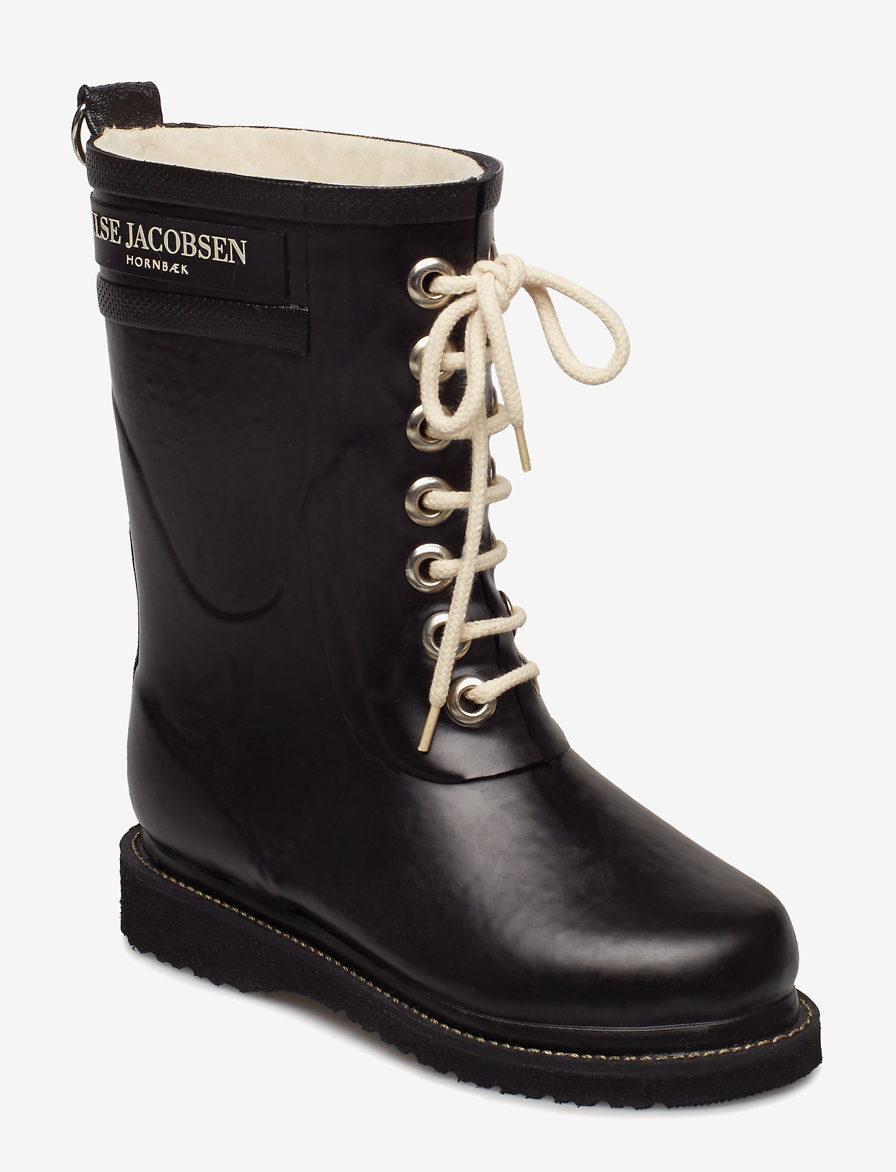 Ilse Jacobsen - KID RUBBERBOOT - bottes de pluie - black - 0