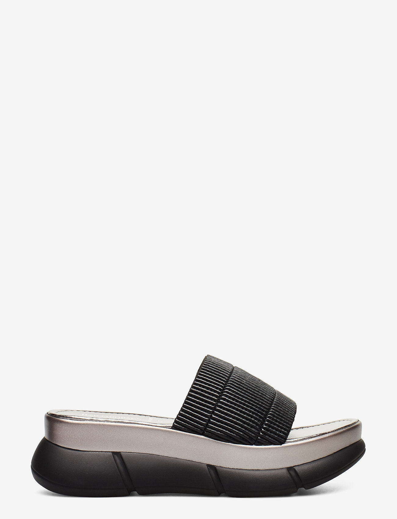 Ilse Jacobsen - SLIP-ON SANDALS - sandales - black - 1