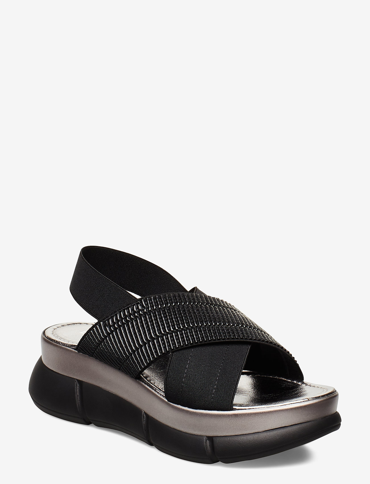 Ilse Jacobsen - SANDALS - sandales - black - 0